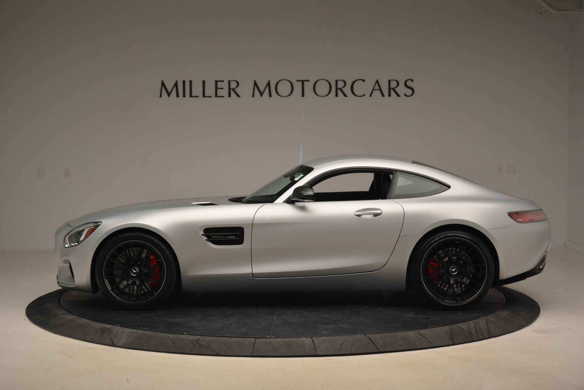 Used 2016 Mercedes-Benz AMG GT S For Sale In Westport, CT 2150_p3