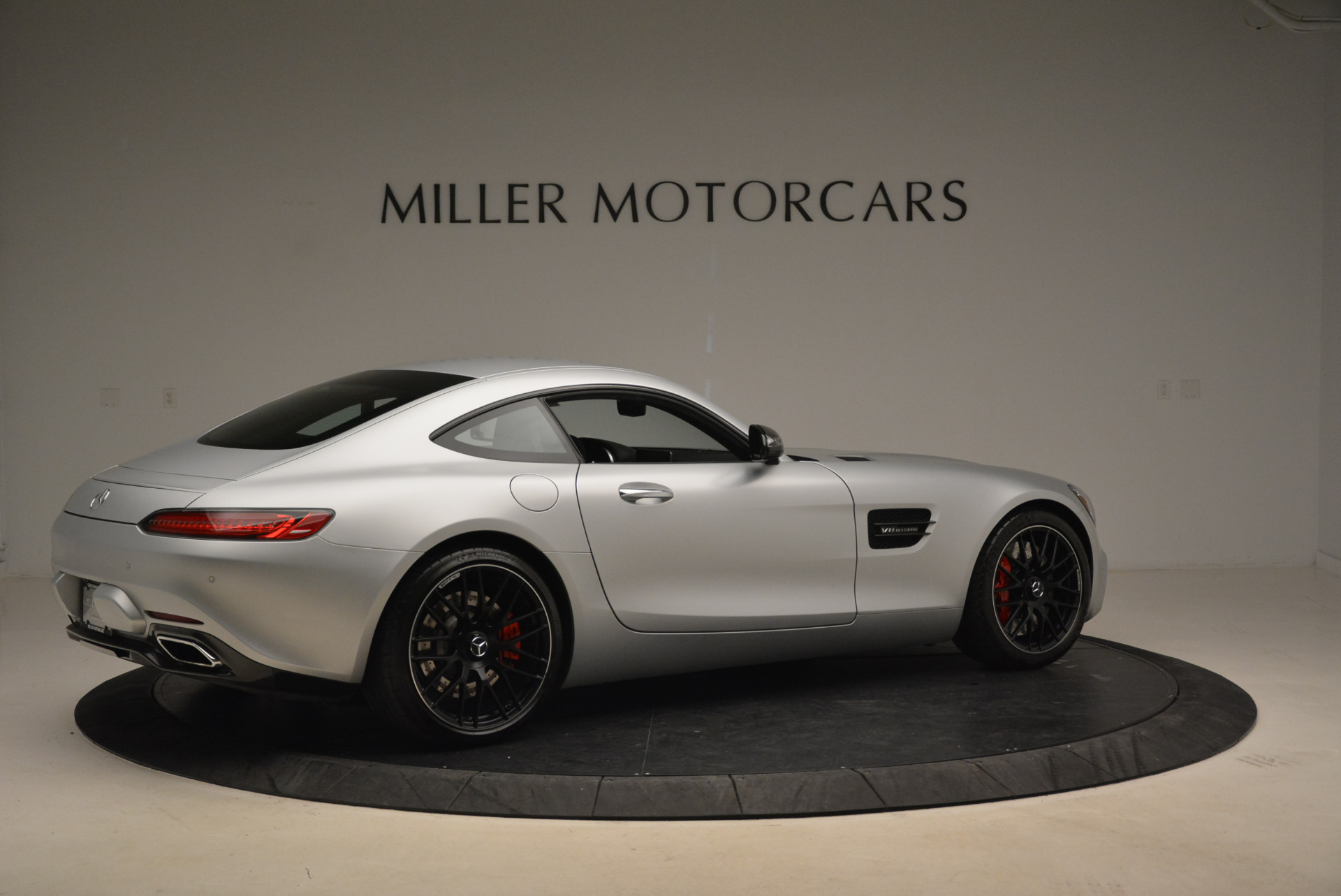 Used 2016 Mercedes-Benz AMG GT S For Sale In Westport, CT 2150_p8
