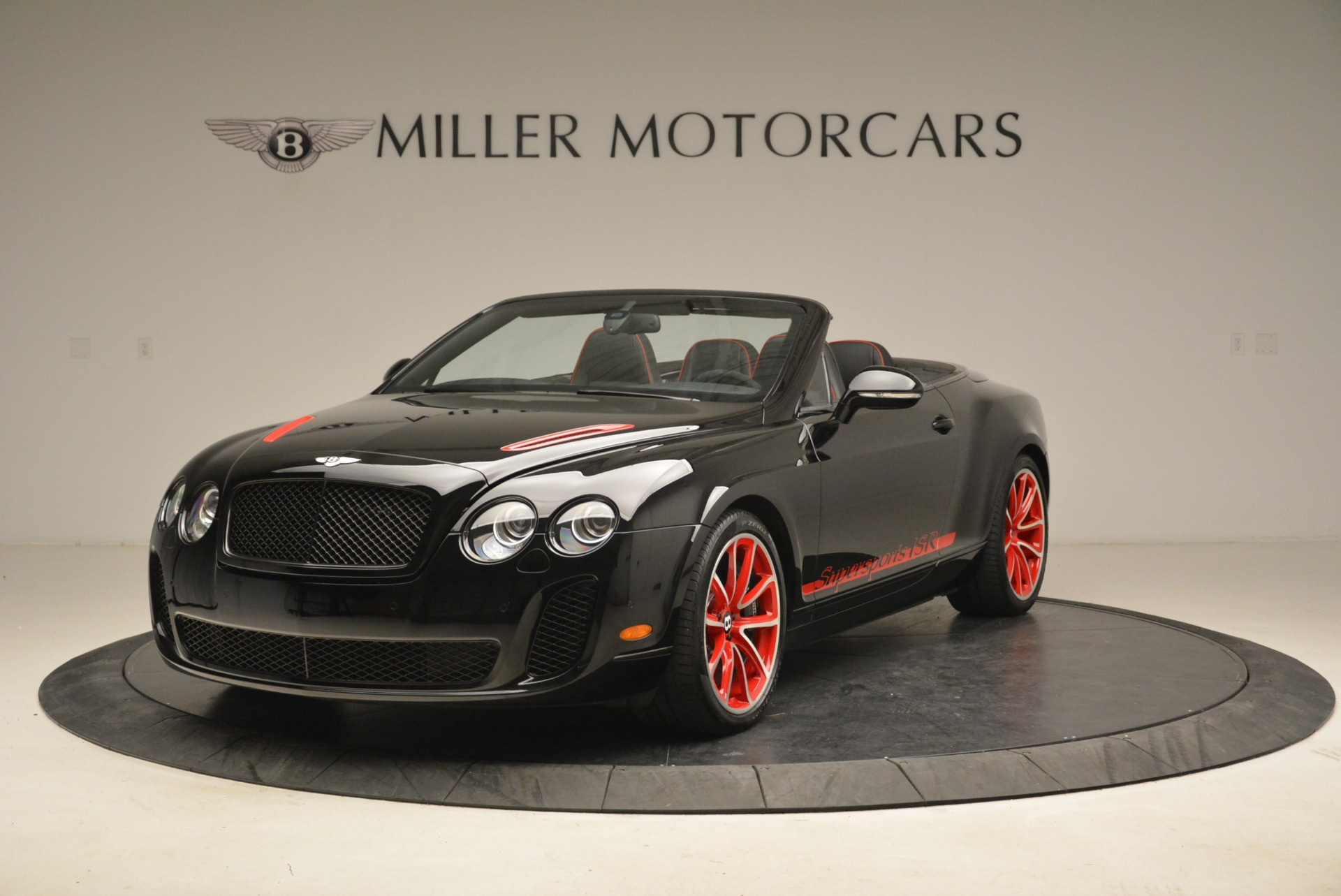 Used 2013 Bentley Continental GT Supersports Convertible ISR For Sale In Westport, CT