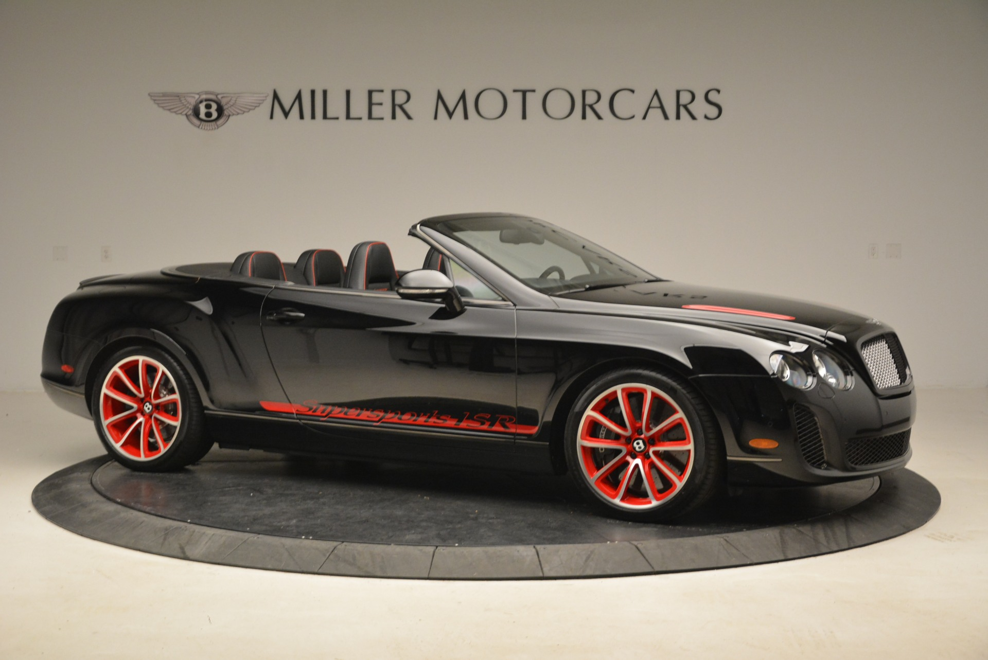 Used 2013 Bentley Continental GT Supersports Convertible ISR For Sale In Westport, CT 2151_p10
