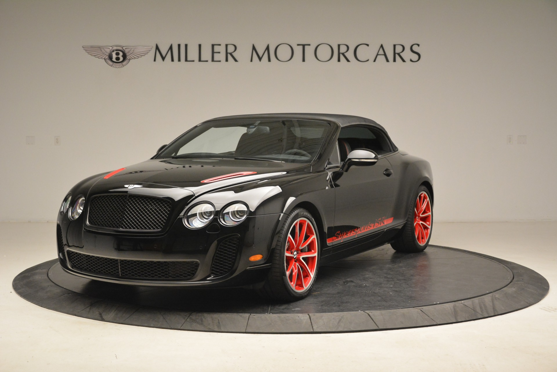 Used 2013 Bentley Continental GT Supersports Convertible ISR For Sale In Westport, CT 2151_p14