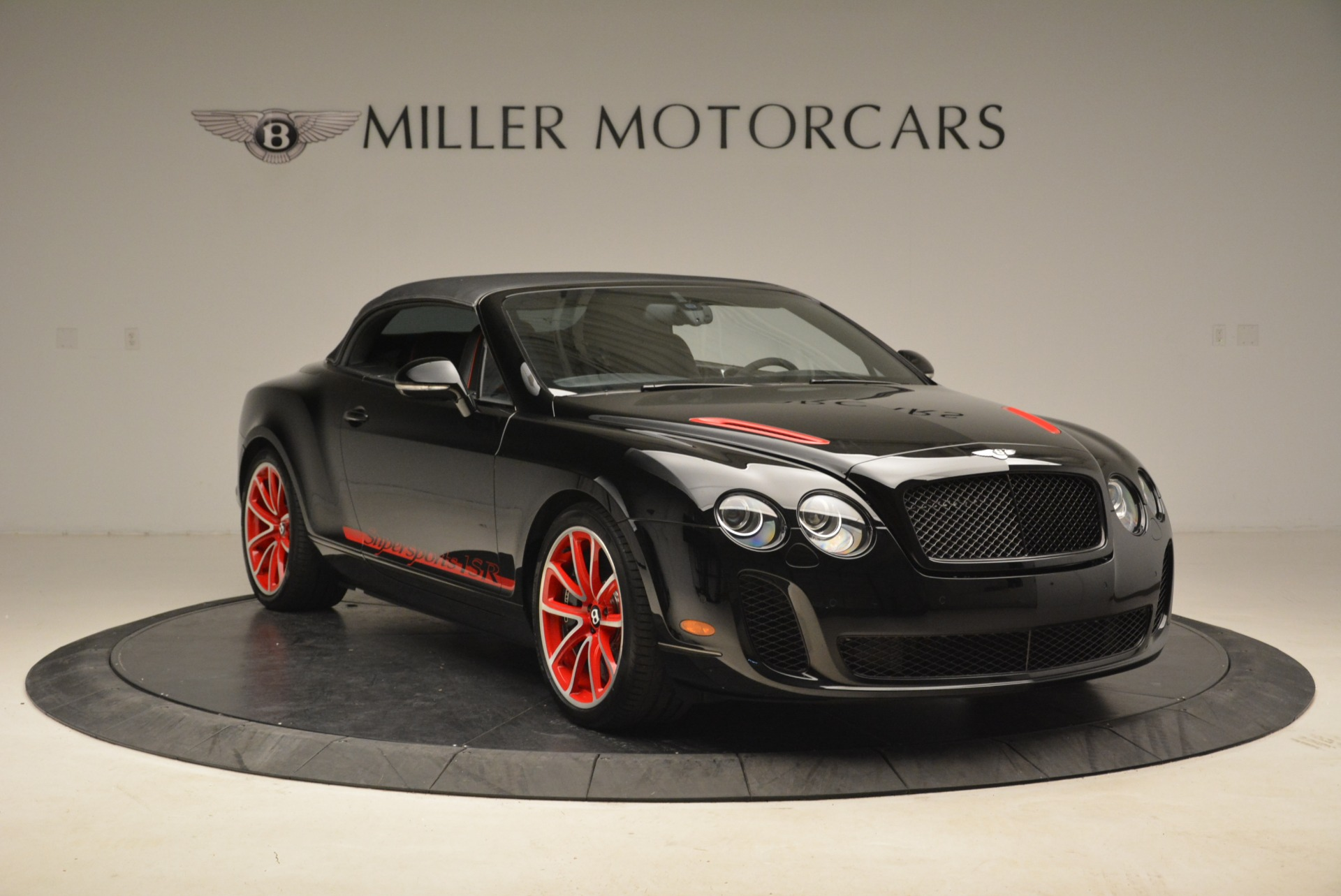 Used 2013 Bentley Continental GT Supersports Convertible ISR For Sale In Westport, CT 2151_p24