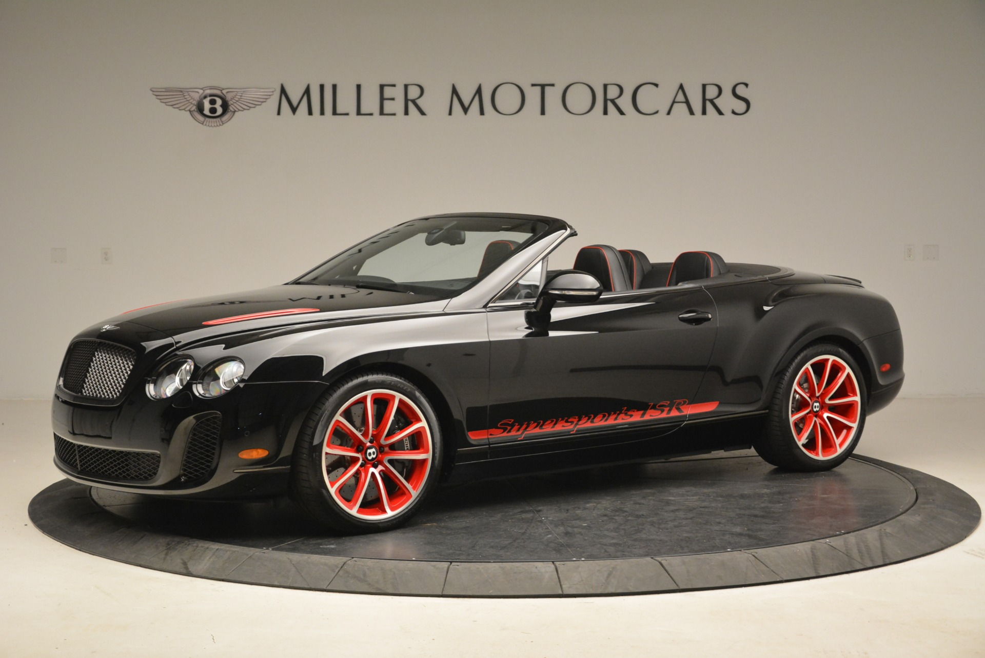 Used 2013 Bentley Continental GT Supersports Convertible ISR For Sale In Westport, CT 2151_p2