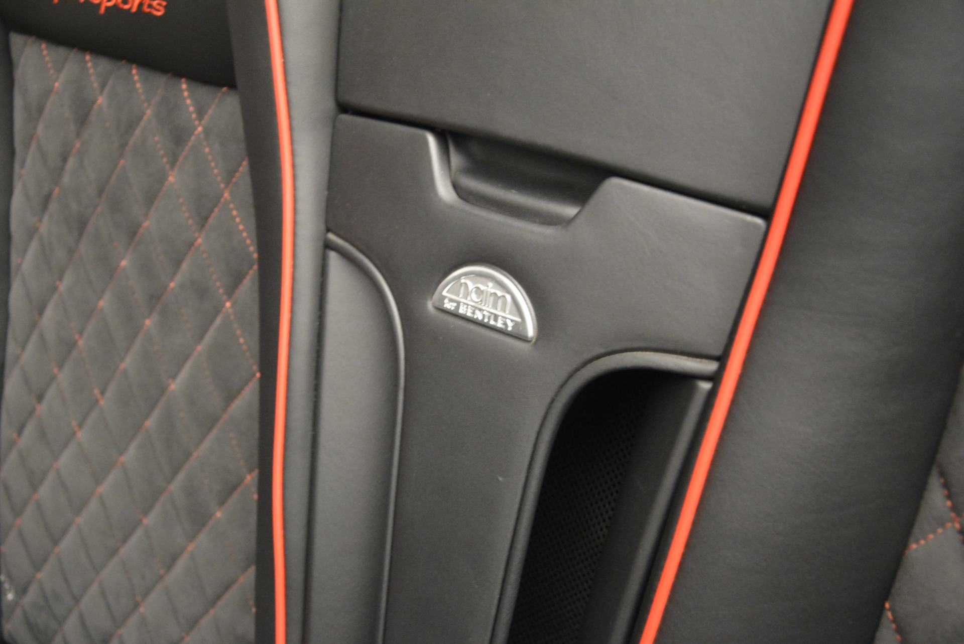 Used 2013 Bentley Continental GT Supersports Convertible ISR For Sale In Westport, CT 2151_p39