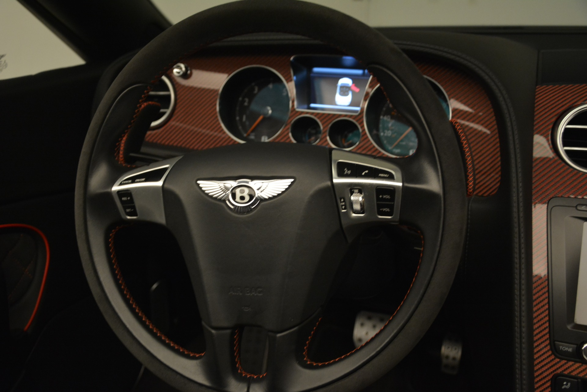 Used 2013 Bentley Continental GT Supersports Convertible ISR For Sale In Westport, CT 2151_p58