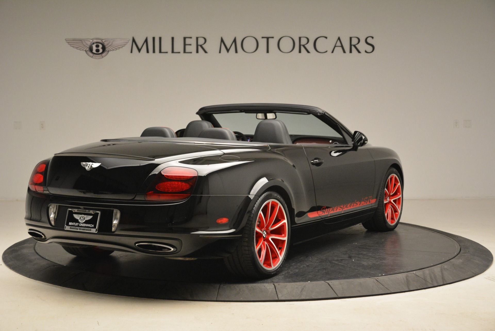 Used 2013 Bentley Continental GT Supersports Convertible ISR For Sale In Westport, CT 2151_p7