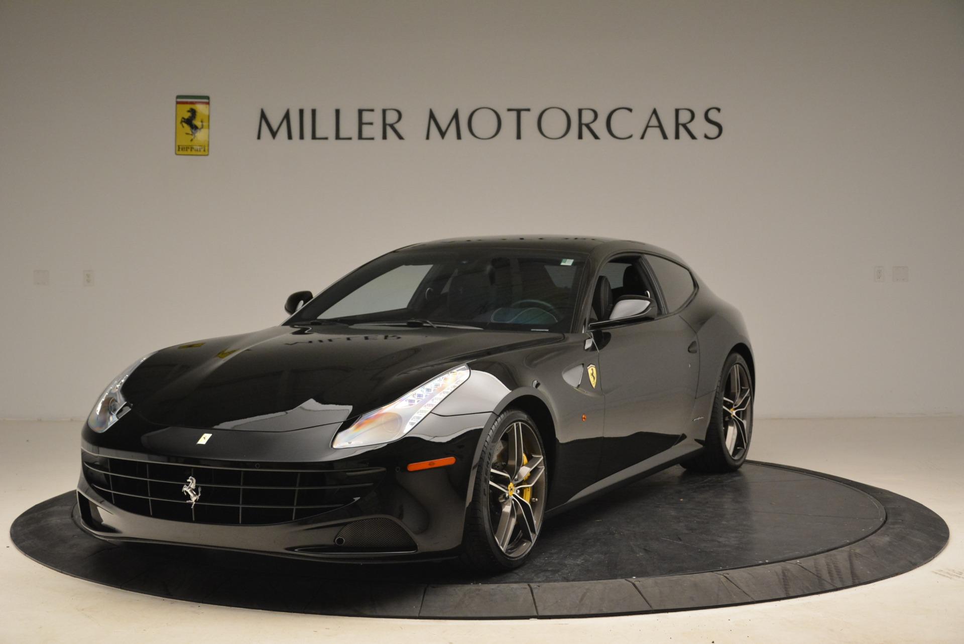 Used 2014 Ferrari FF  For Sale In Westport, CT 2152_main