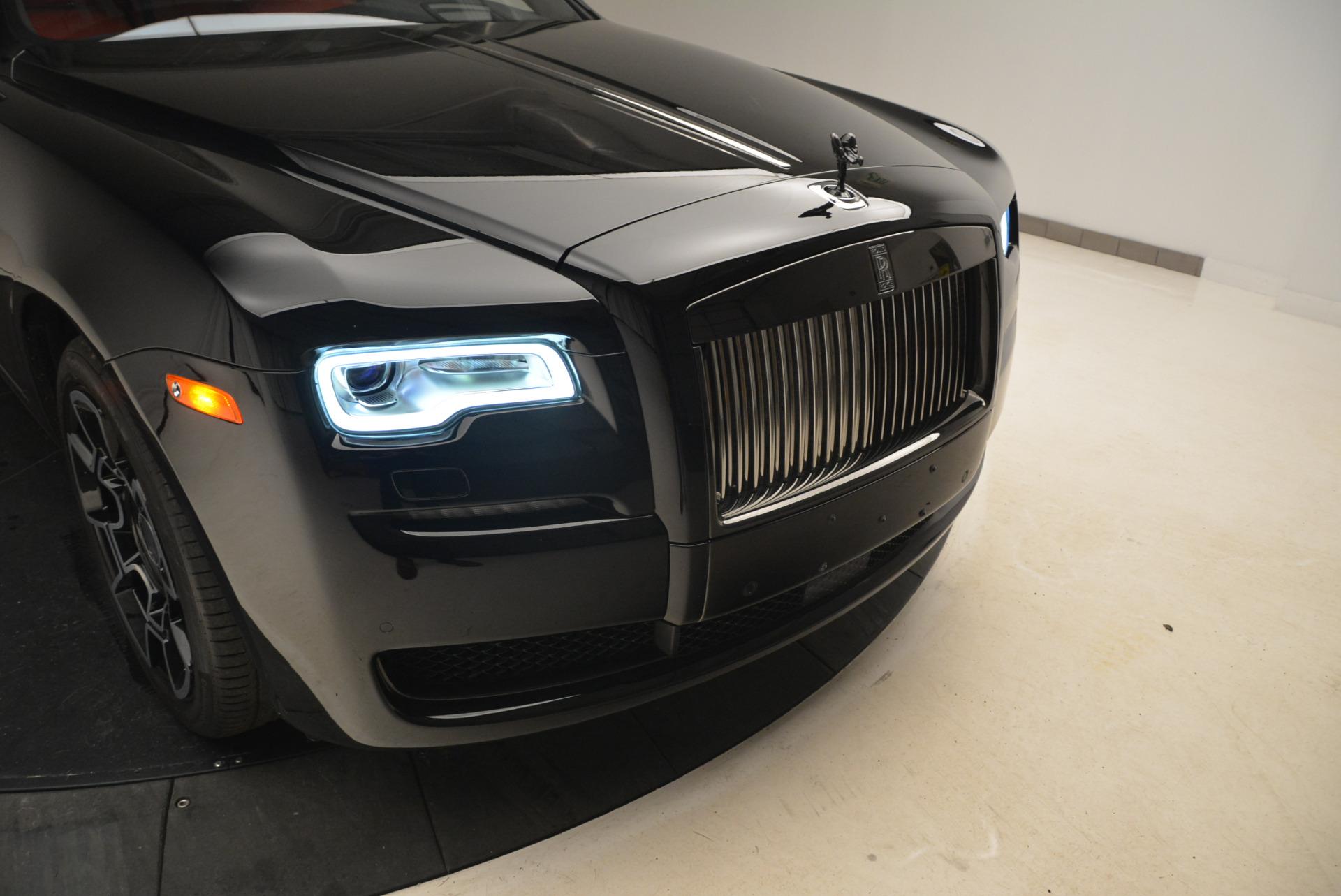 Used 2017 Rolls-Royce Ghost Black Badge For Sale In Westport, CT 2154_p13
