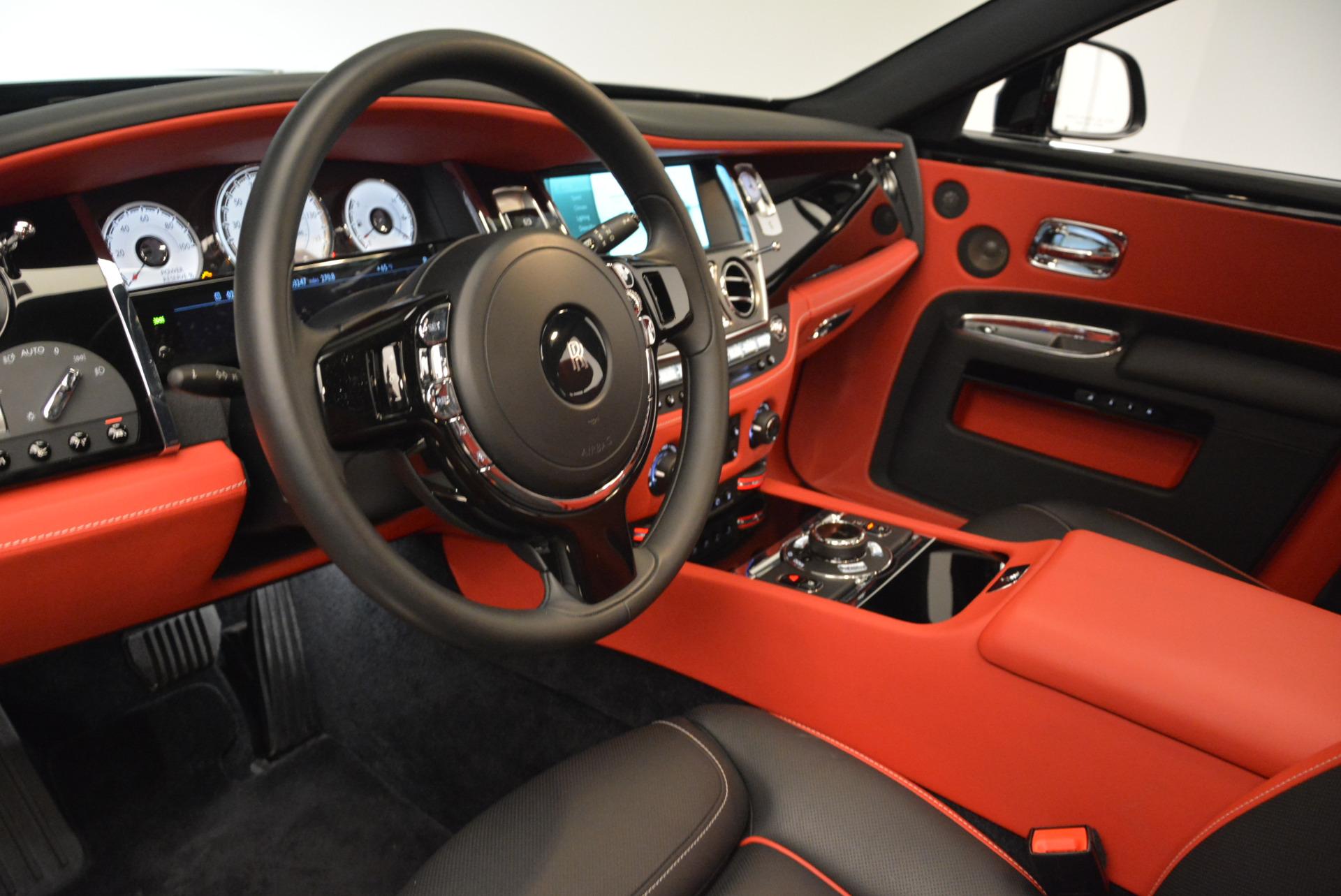 Used 2017 Rolls-Royce Ghost Black Badge For Sale In Westport, CT 2154_p17