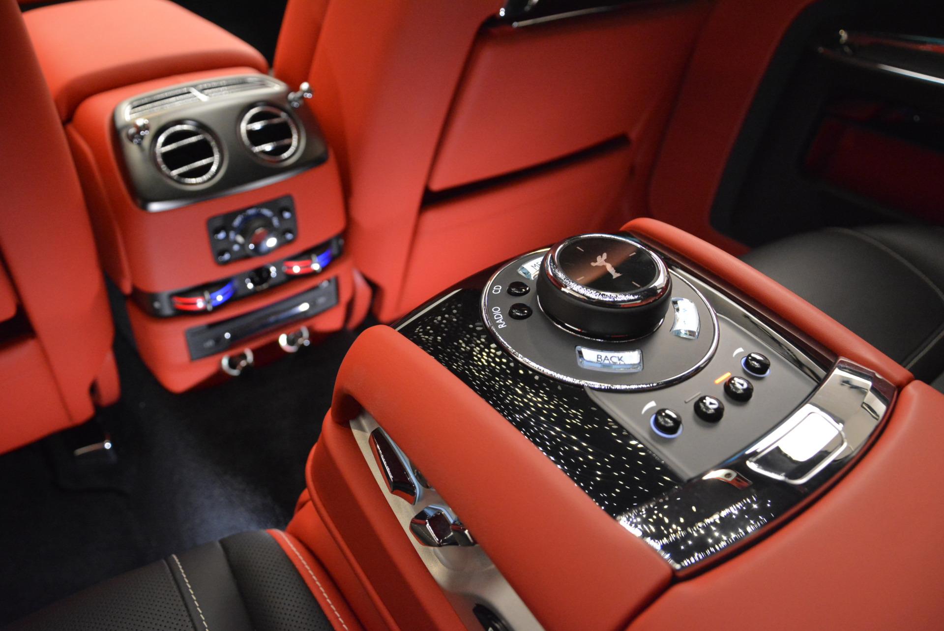 Used 2017 Rolls-Royce Ghost Black Badge For Sale In Westport, CT 2154_p24