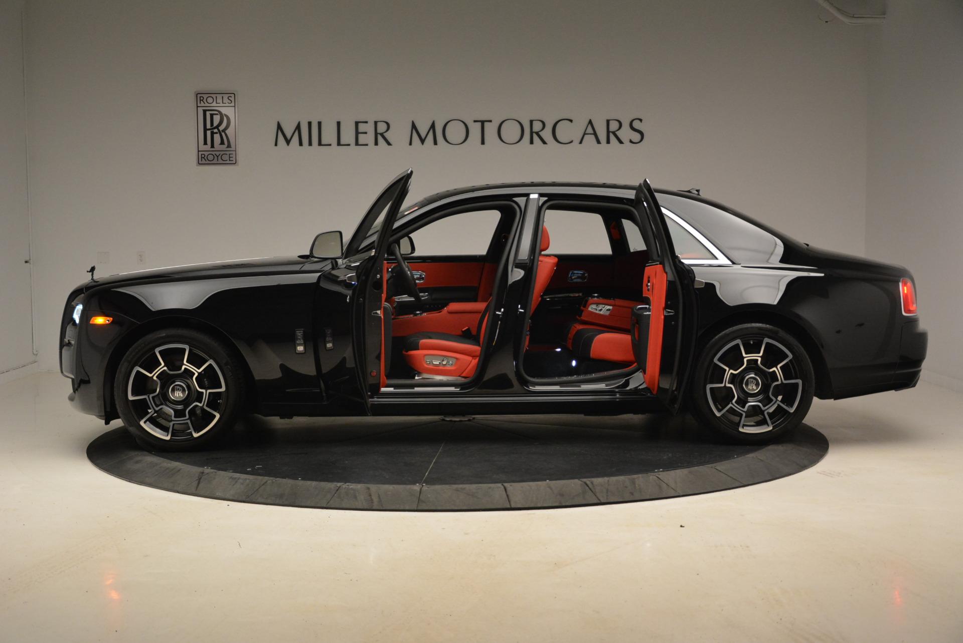 Used 2017 Rolls-Royce Ghost Black Badge For Sale In Westport, CT 2154_p3