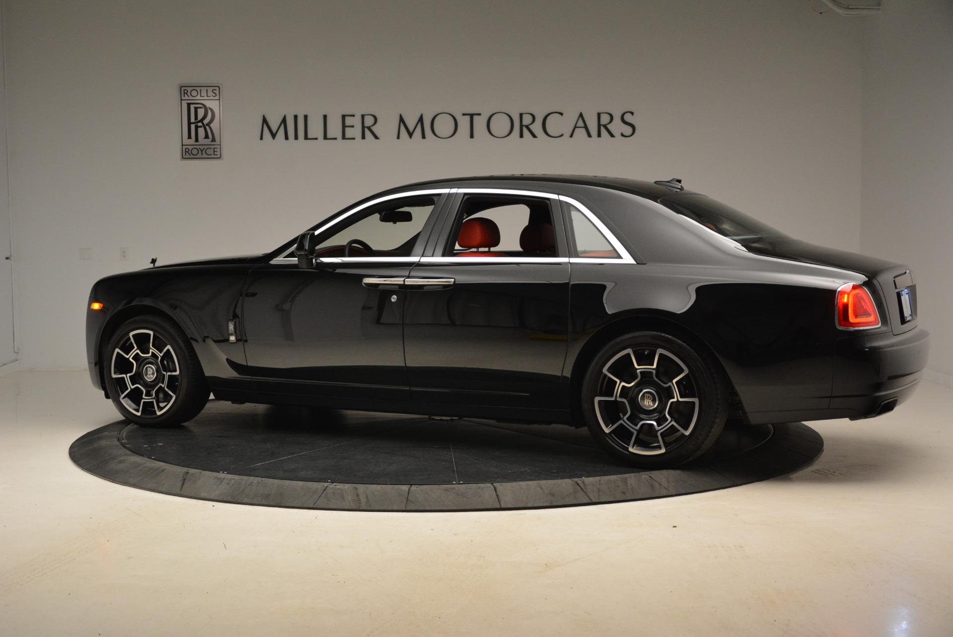 Used 2017 Rolls-Royce Ghost Black Badge For Sale In Westport, CT 2154_p4