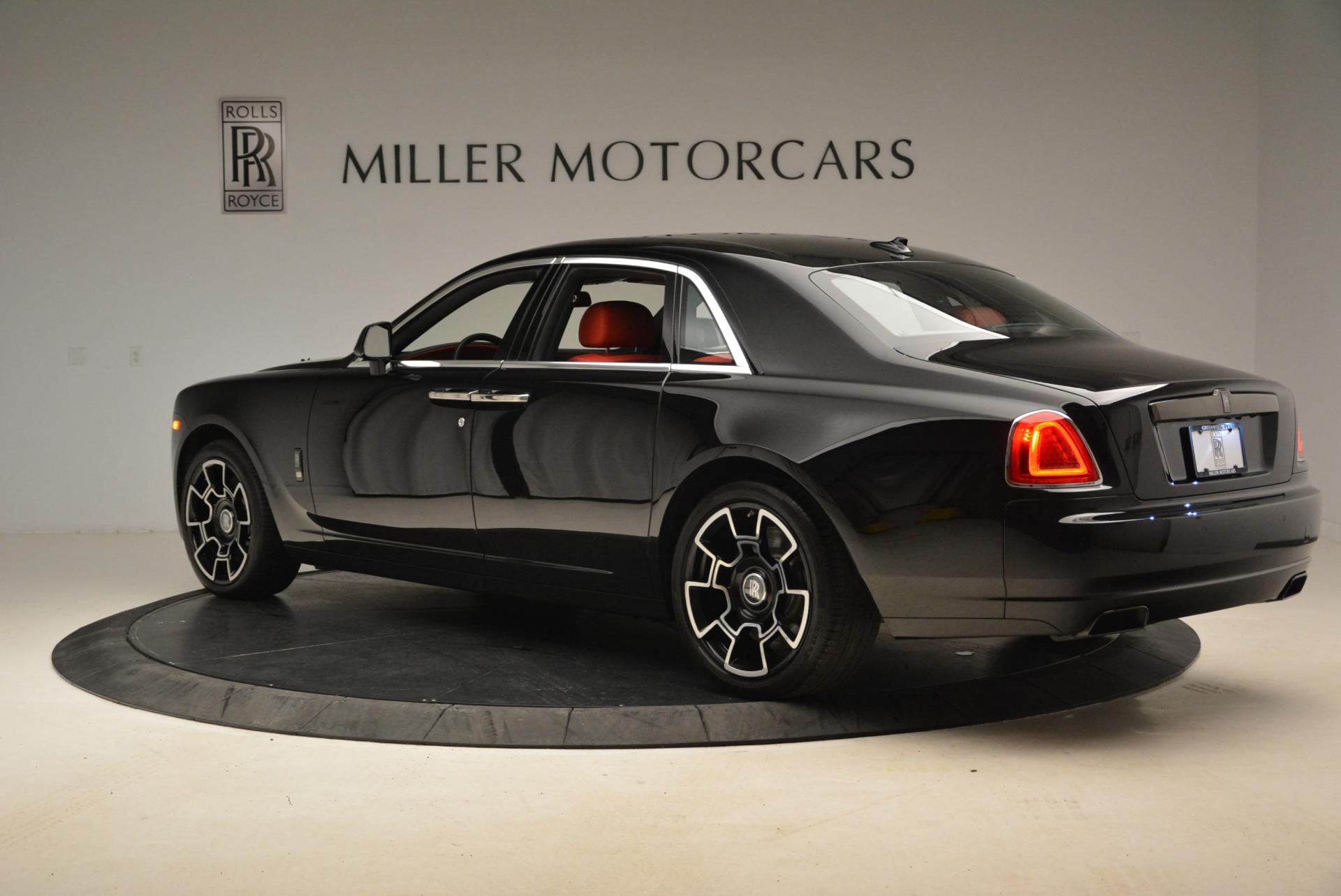 Used 2017 Rolls-Royce Ghost Black Badge For Sale In Westport, CT 2154_p5
