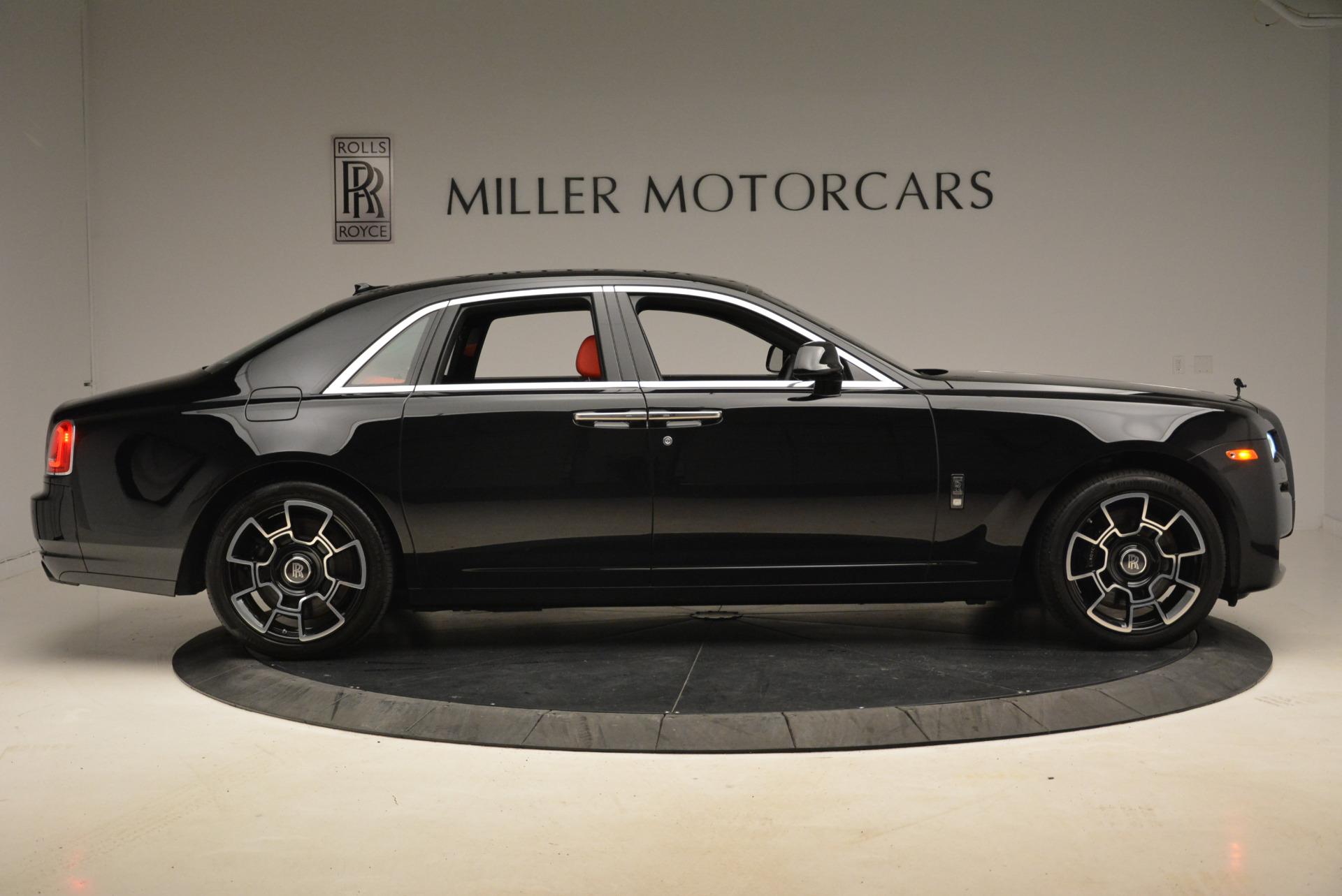 Used 2017 Rolls-Royce Ghost Black Badge For Sale In Westport, CT 2154_p9