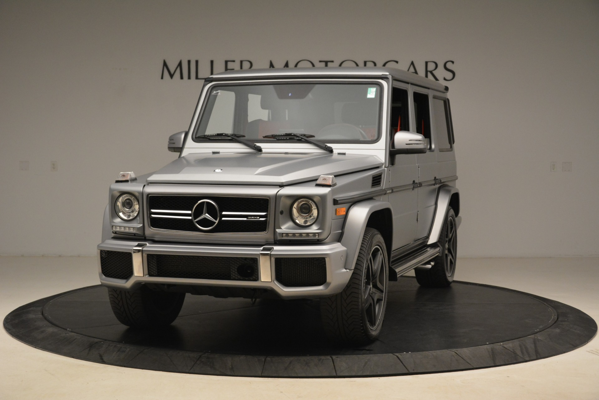 Used 2017 Mercedes-Benz G-Class AMG G 63 For Sale In Westport, CT 2156_main