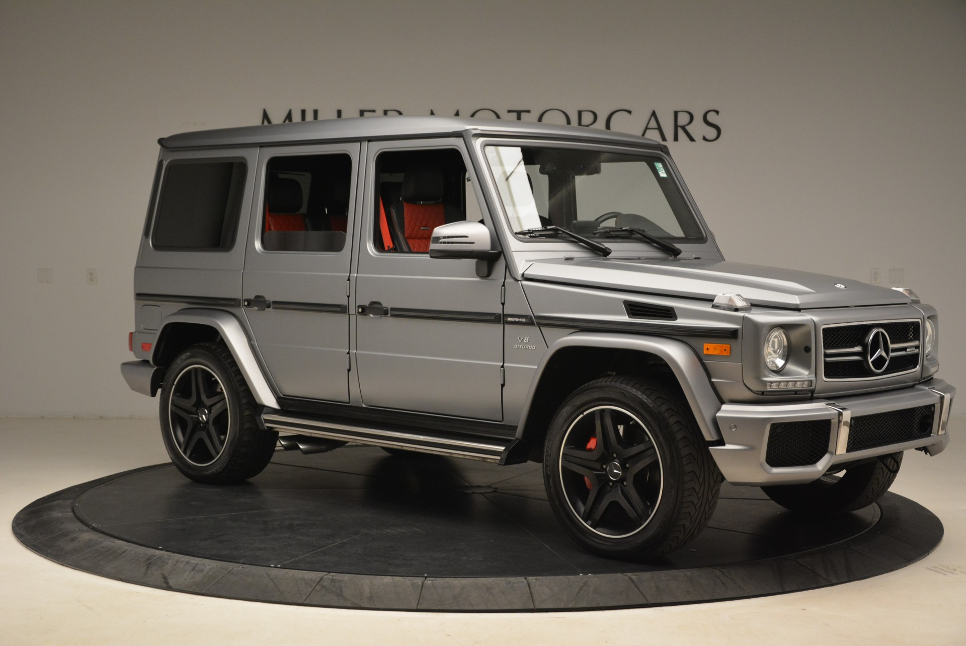Used 2017 Mercedes-Benz G-Class AMG G 63 For Sale In Westport, CT 2156_p10
