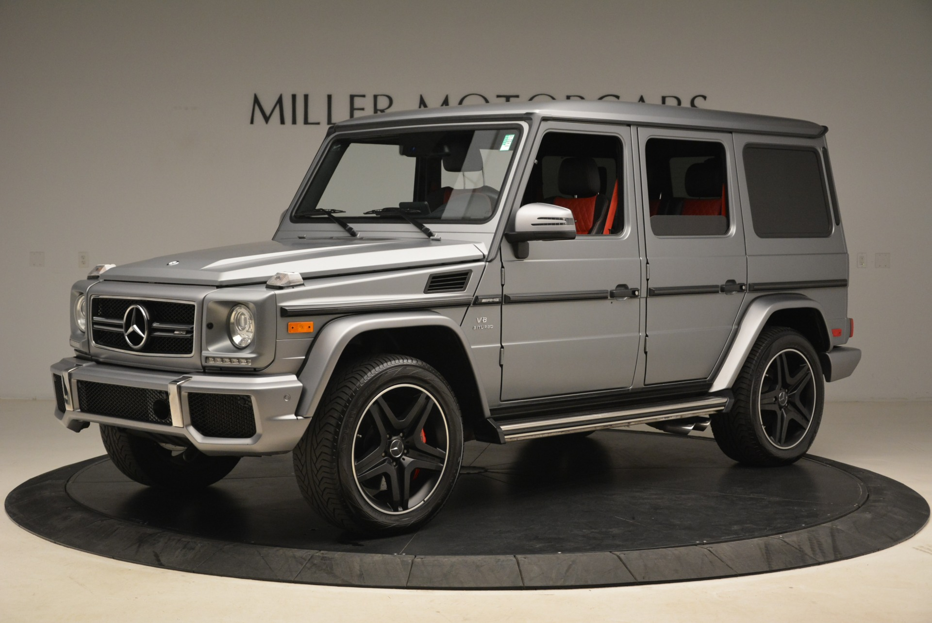 Used 2017 Mercedes-Benz G-Class AMG G 63 For Sale In Westport, CT 2156_p2