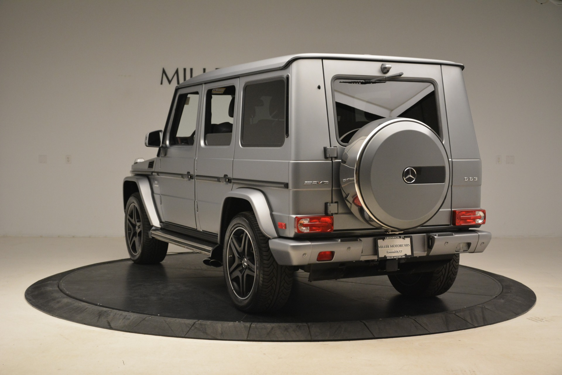 Used 2017 Mercedes-Benz G-Class AMG G 63 For Sale In Westport, CT 2156_p5
