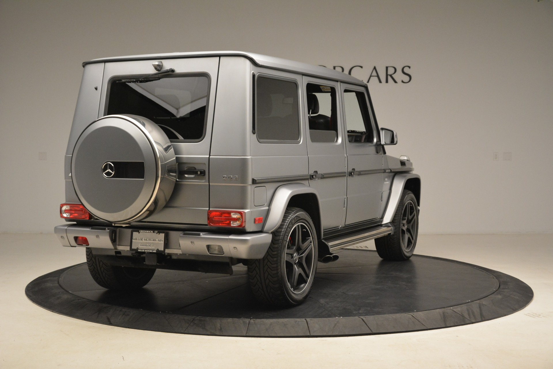 Used 2017 Mercedes-Benz G-Class AMG G 63 For Sale In Westport, CT 2156_p7