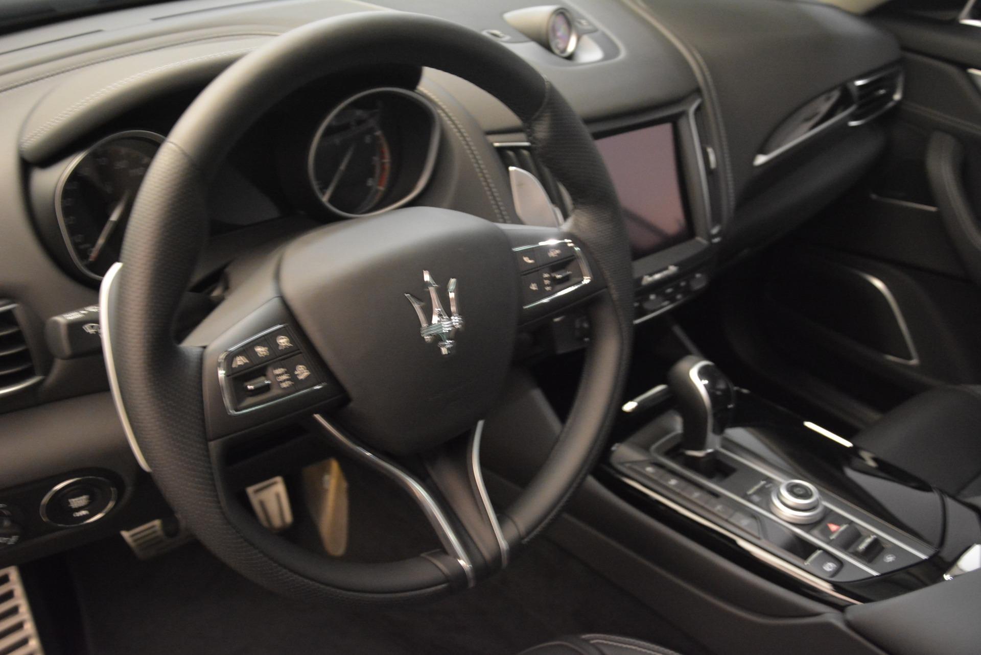 New 2018 Maserati Levante S Q4 GranSport For Sale In Westport, CT 2157_p16