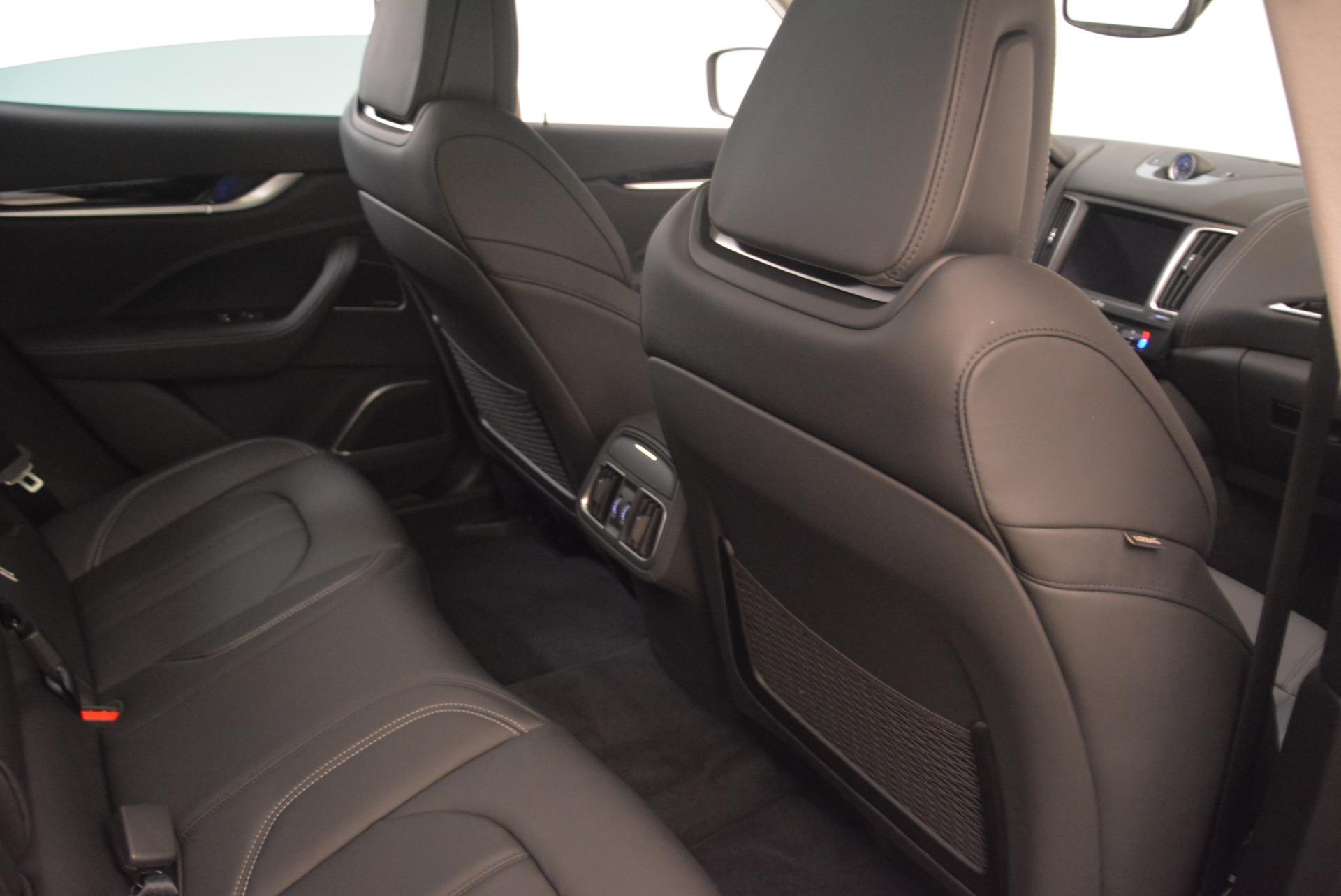 New 2018 Maserati Levante S Q4 GranSport For Sale In Westport, CT 2157_p23