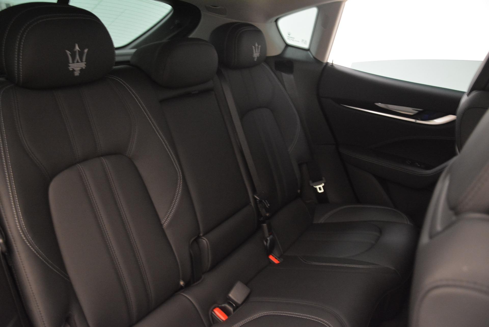 New 2018 Maserati Levante S Q4 GranSport For Sale In Westport, CT 2157_p25