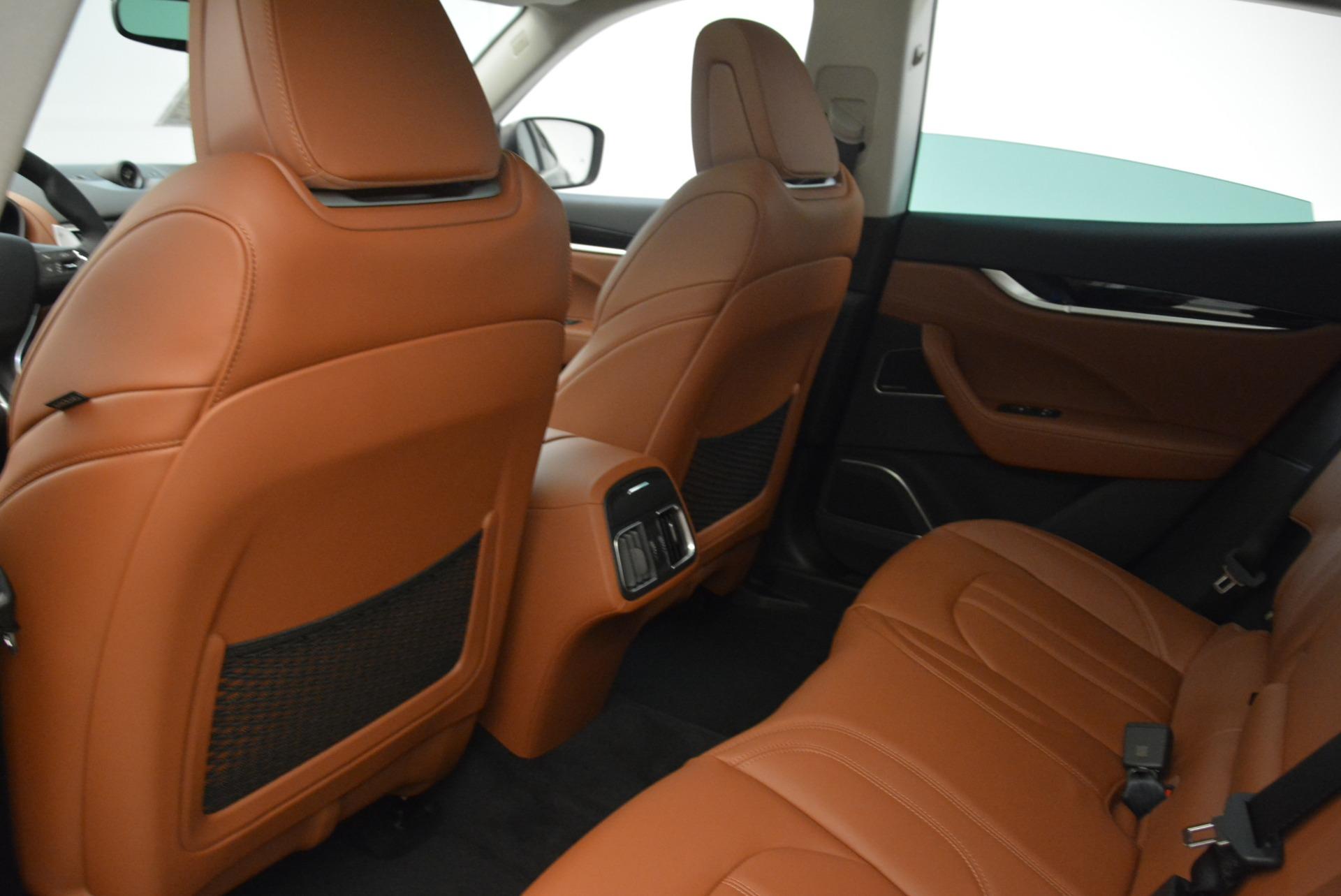 New 2018 Maserati Levante S Q4 GranSport For Sale In Westport, CT 2158_p16
