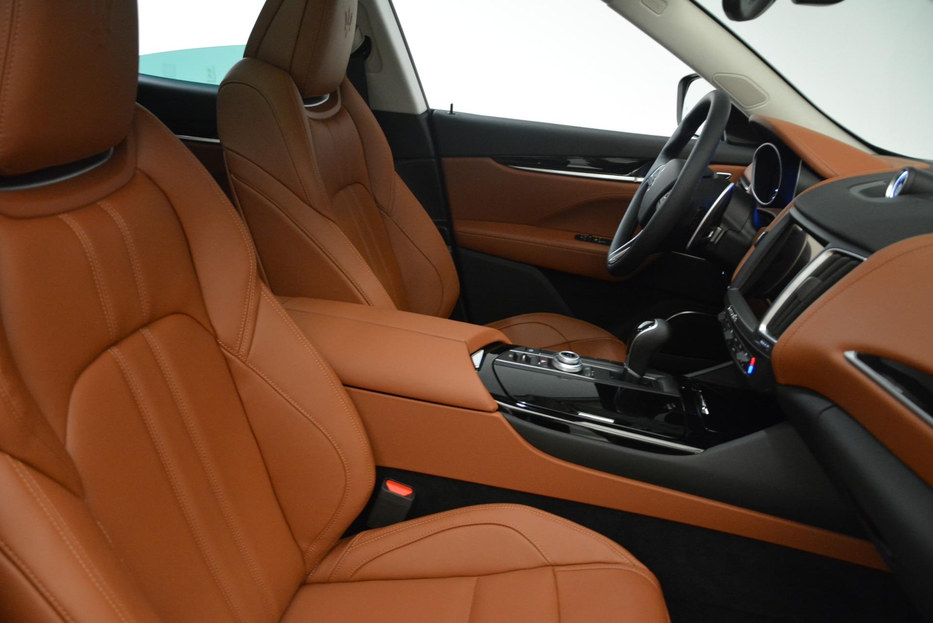 New 2018 Maserati Levante S Q4 GranSport For Sale In Westport, CT 2158_p20
