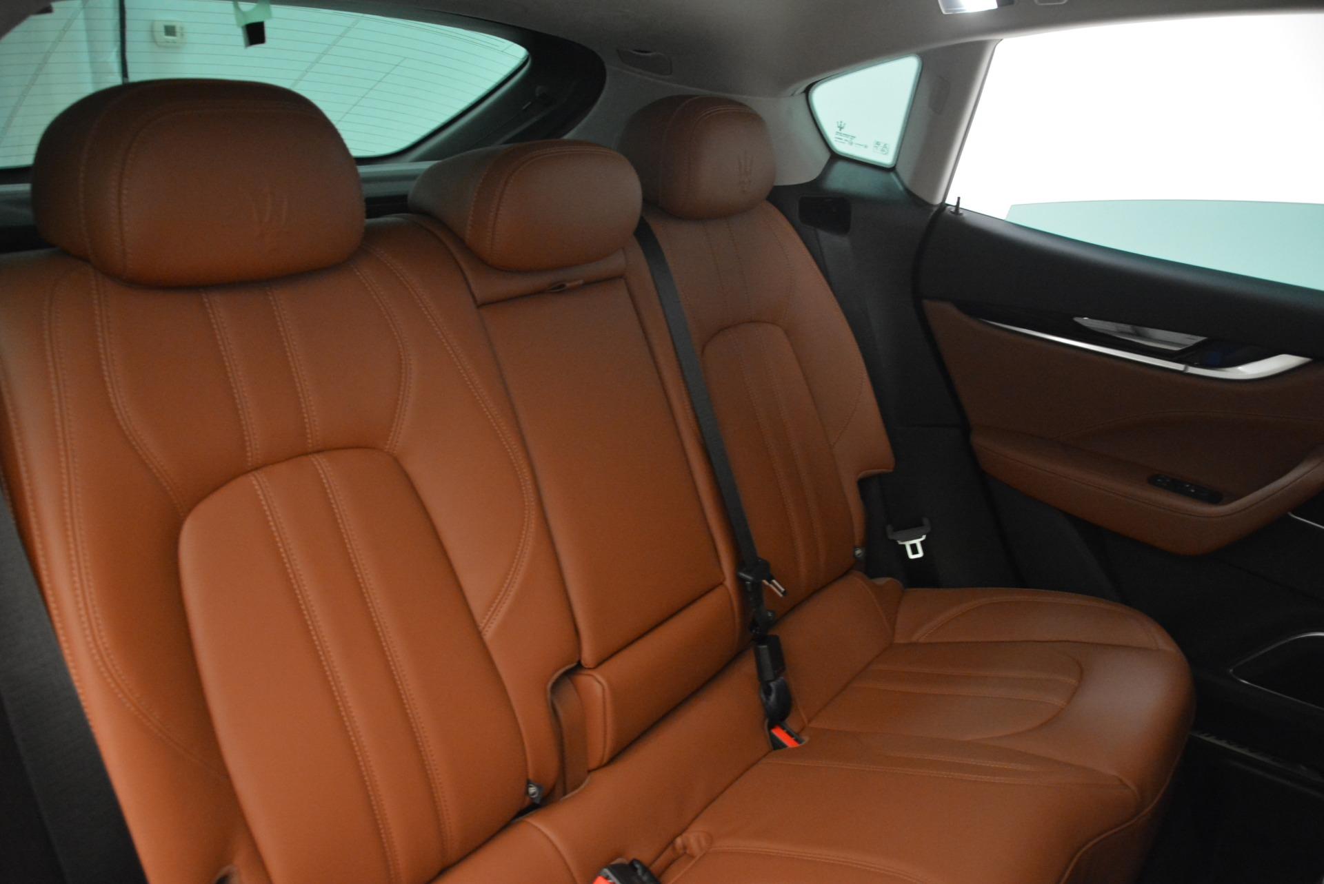 New 2018 Maserati Levante S Q4 GranSport For Sale In Westport, CT 2158_p23