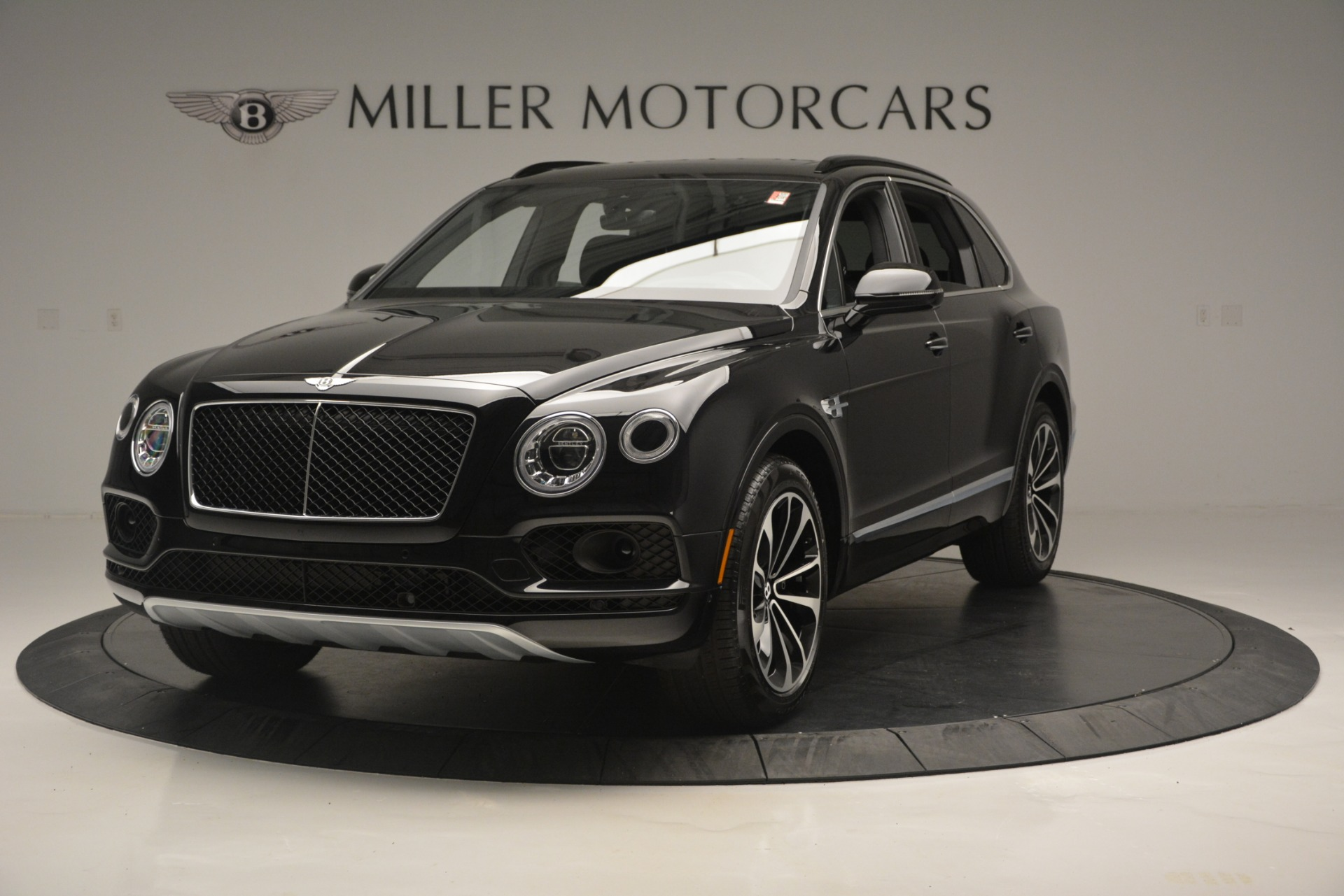 New 2019 Bentley Bentayga V8 For Sale In Westport, CT 2160_main