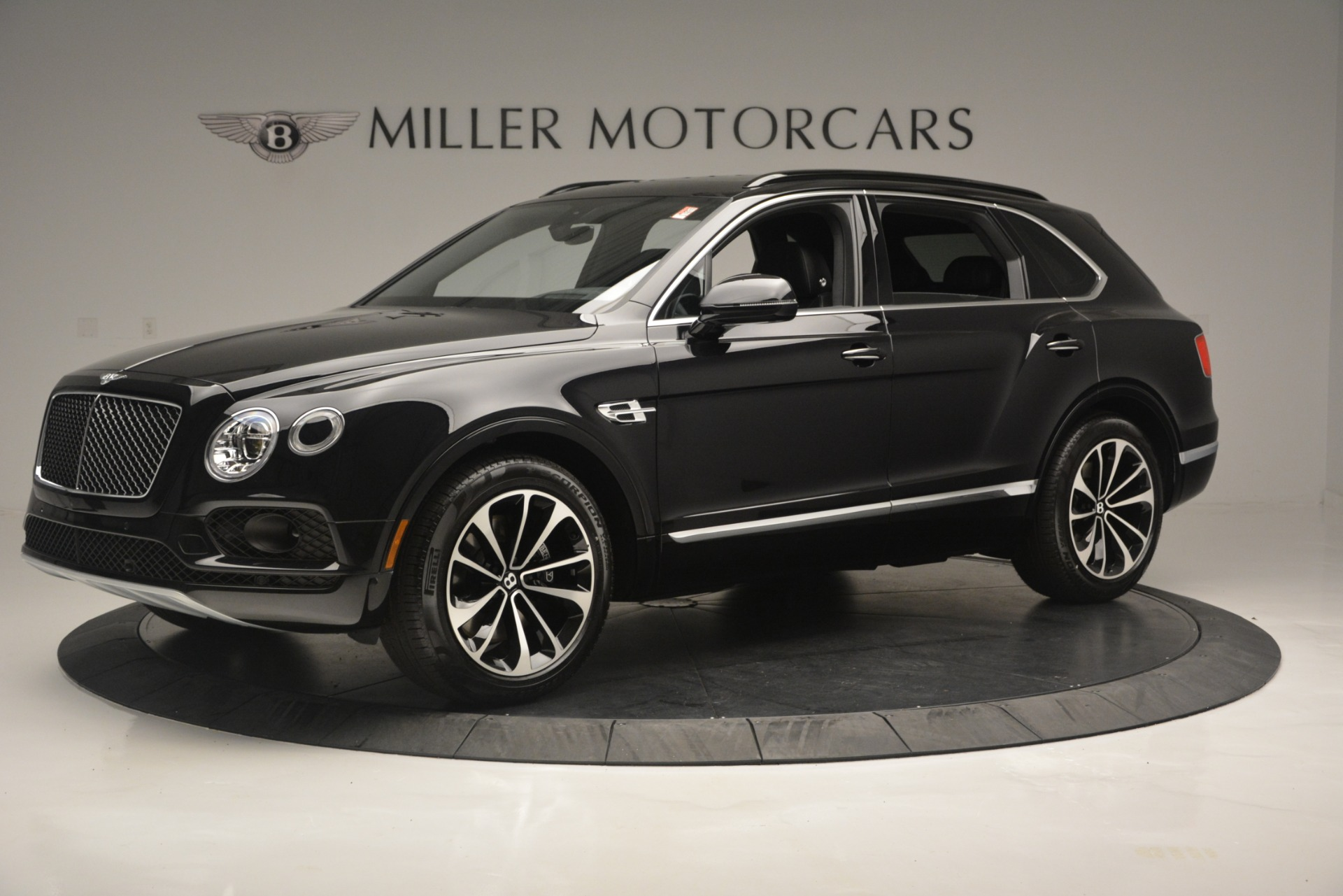 New 2019 Bentley Bentayga V8 For Sale In Westport, CT 2160_p2