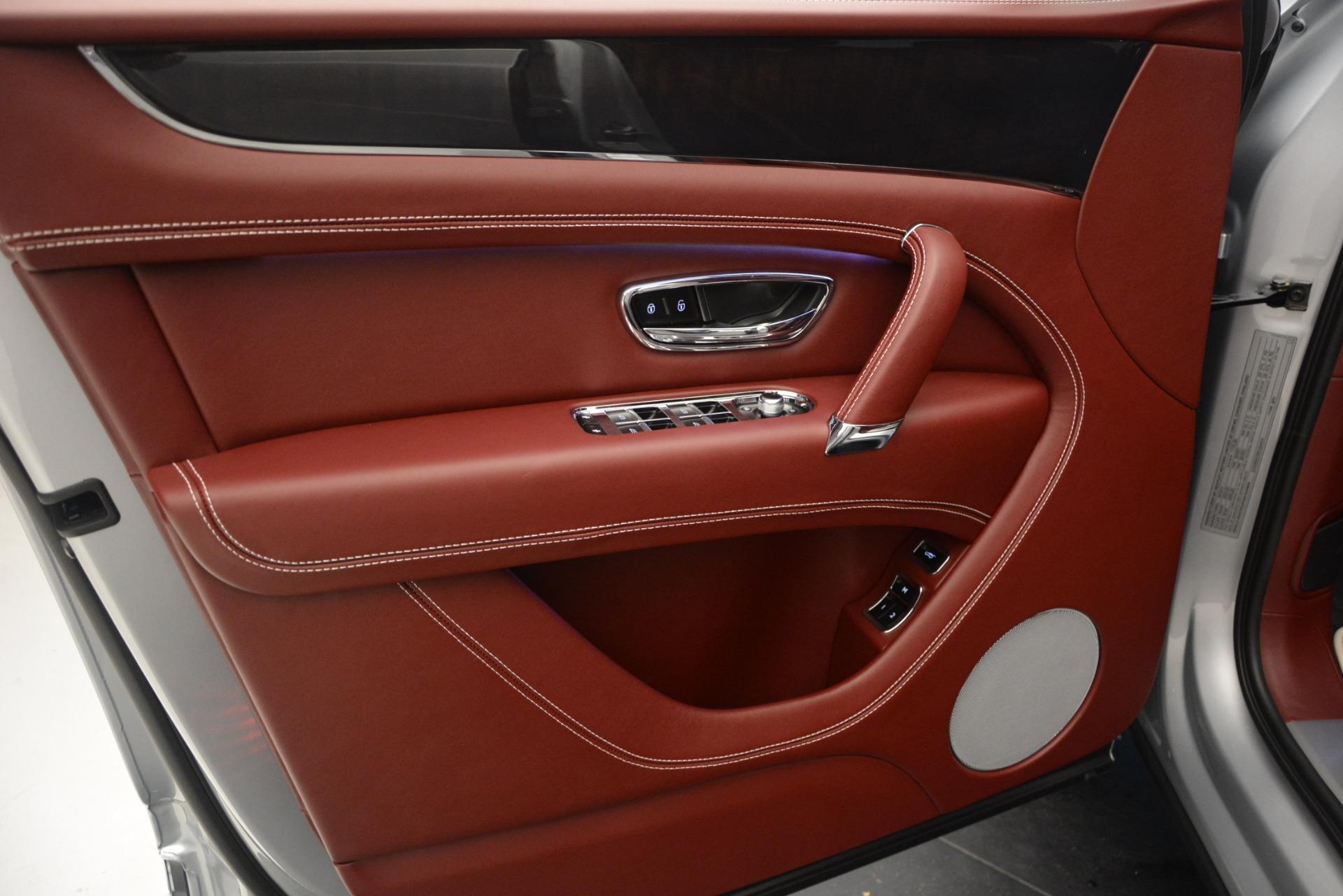 New 2019 Bentley Bentayga V8 For Sale In Westport, CT 2161_p16