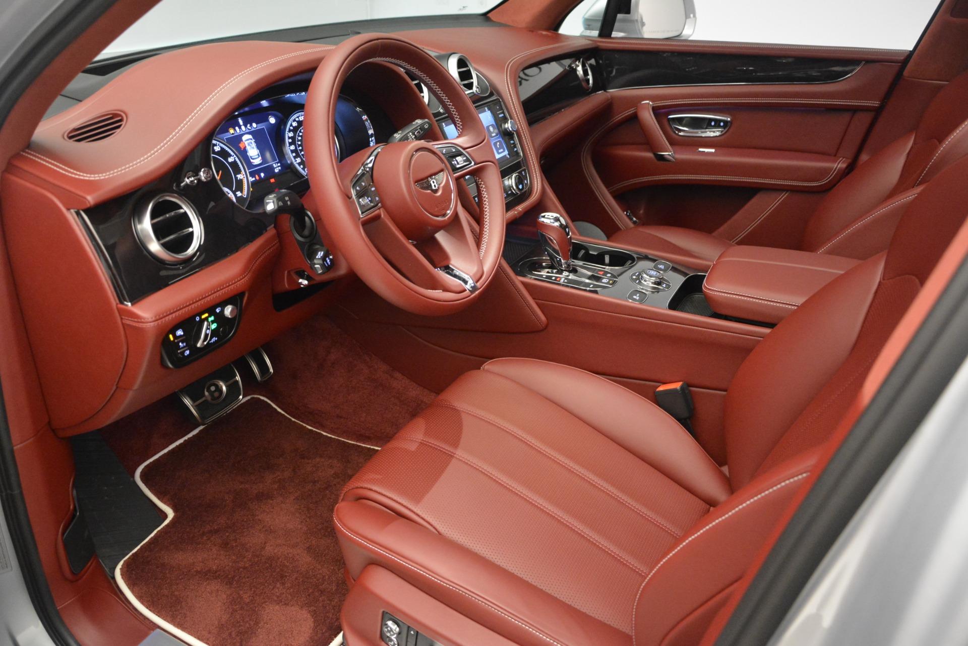 New 2019 Bentley Bentayga V8 For Sale In Westport, CT 2161_p17