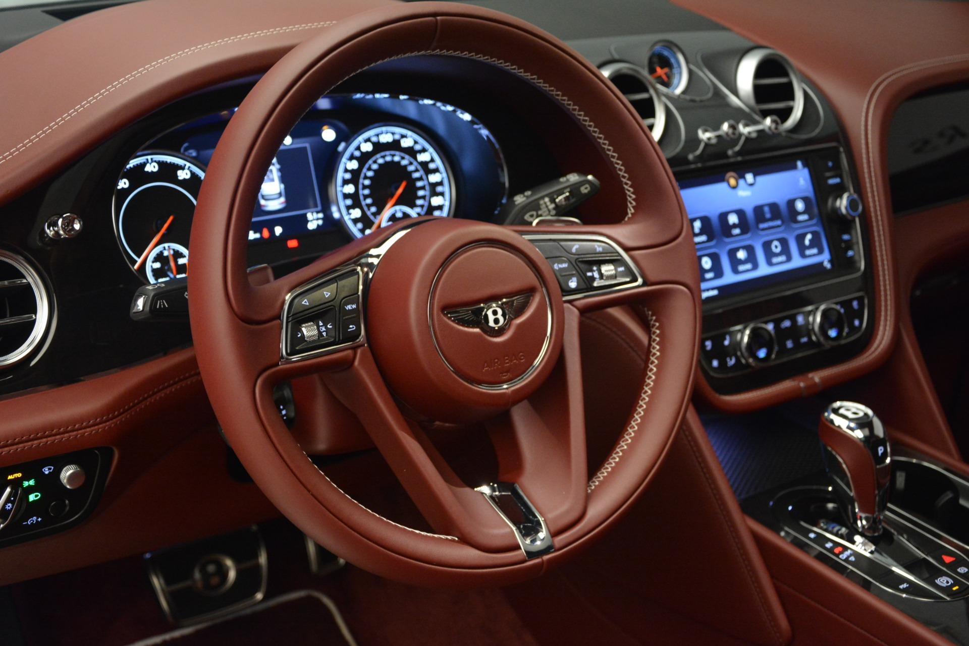 New 2019 Bentley Bentayga V8 For Sale In Westport, CT 2161_p21