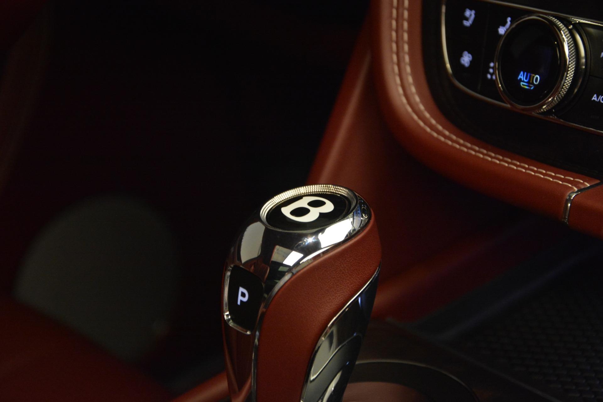 New 2019 Bentley Bentayga V8 For Sale In Westport, CT 2161_p23