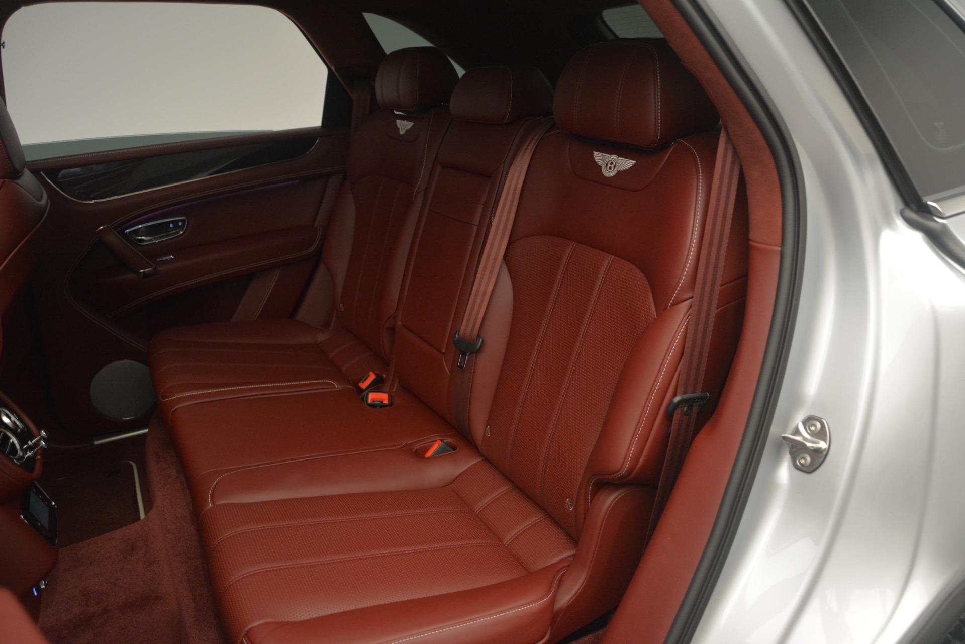 New 2019 Bentley Bentayga V8 For Sale In Westport, CT 2161_p25