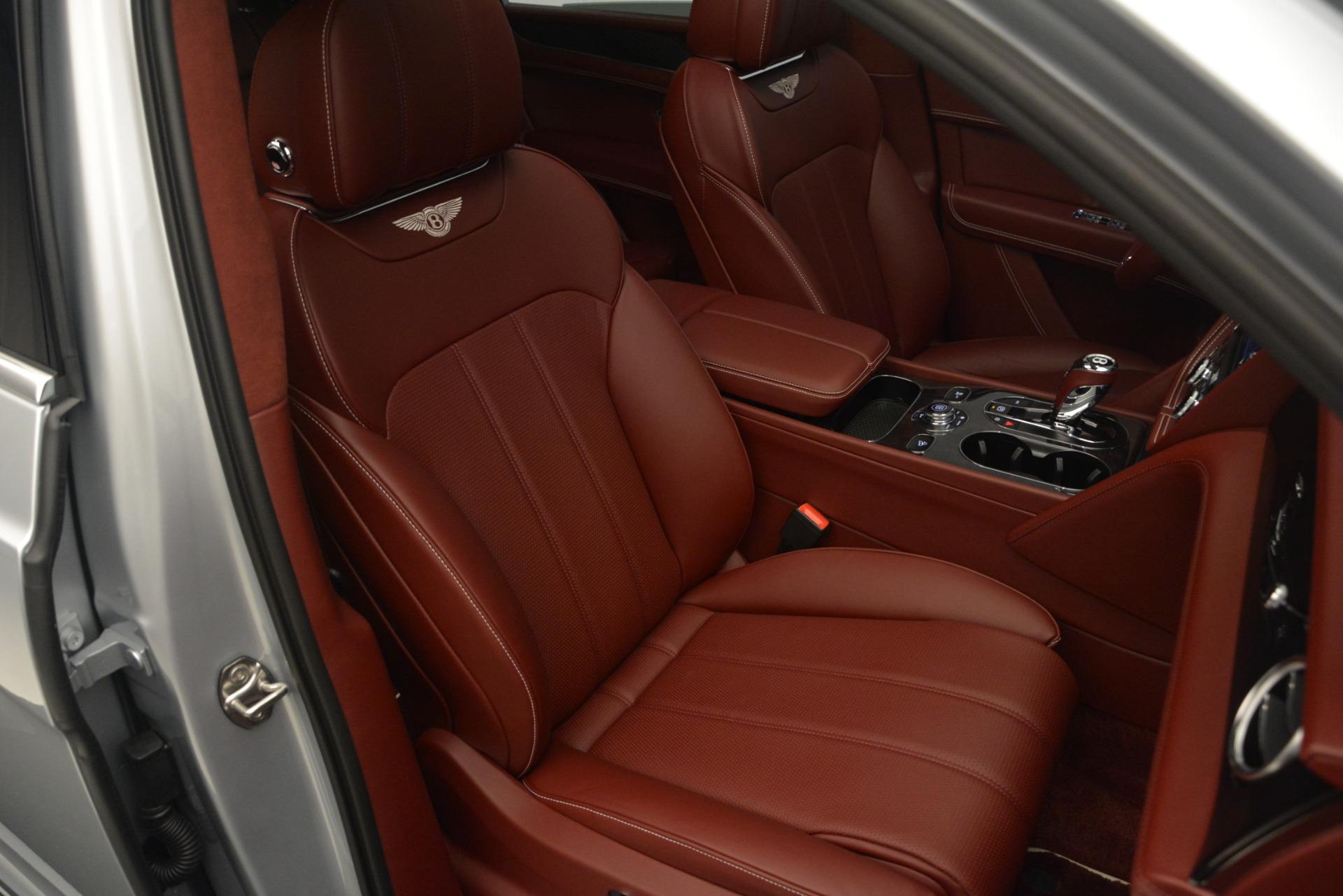 New 2019 Bentley Bentayga V8 For Sale In Westport, CT 2161_p27