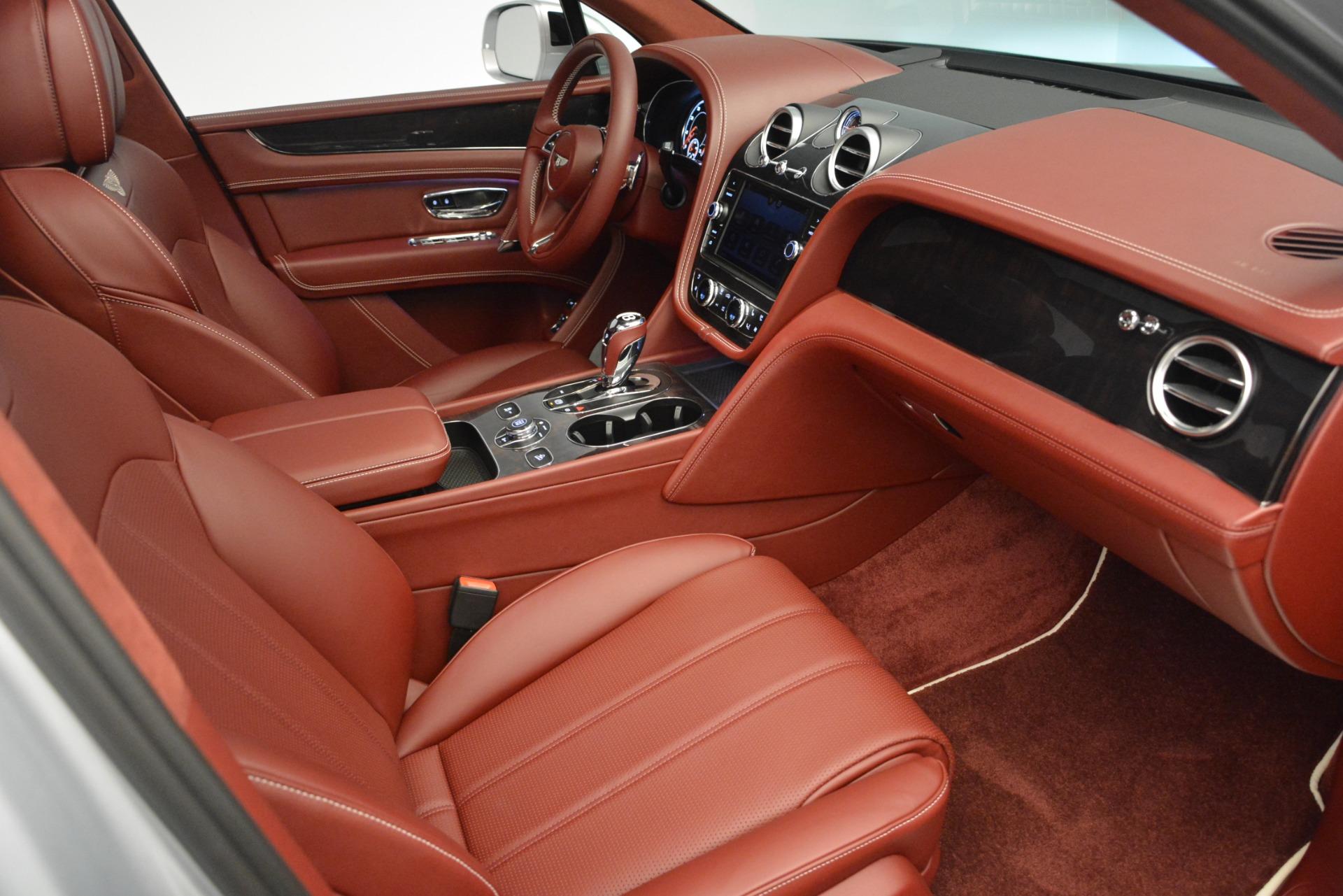 New 2019 Bentley Bentayga V8 For Sale In Westport, CT 2161_p29