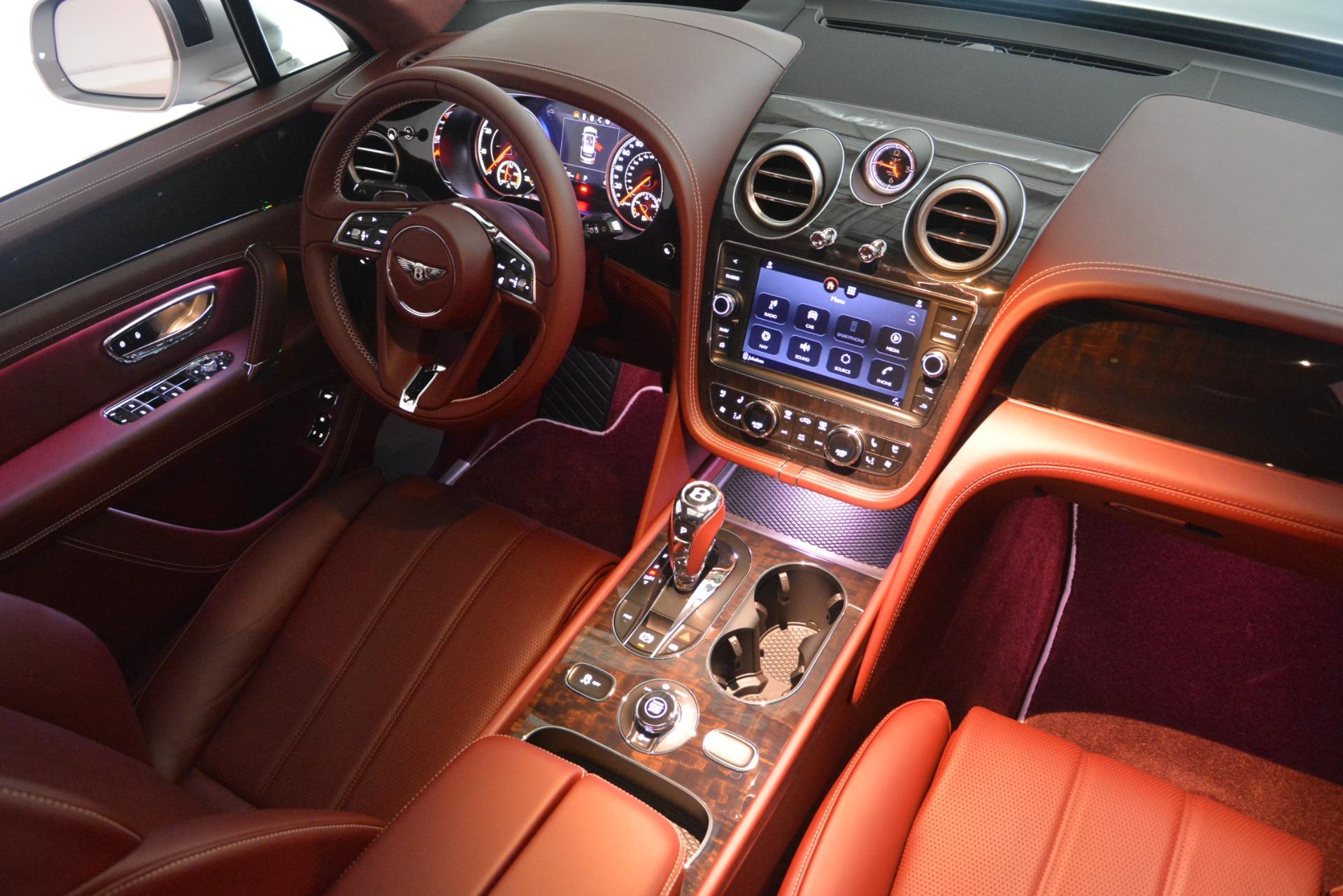 New 2019 Bentley Bentayga V8 For Sale In Westport, CT 2161_p31