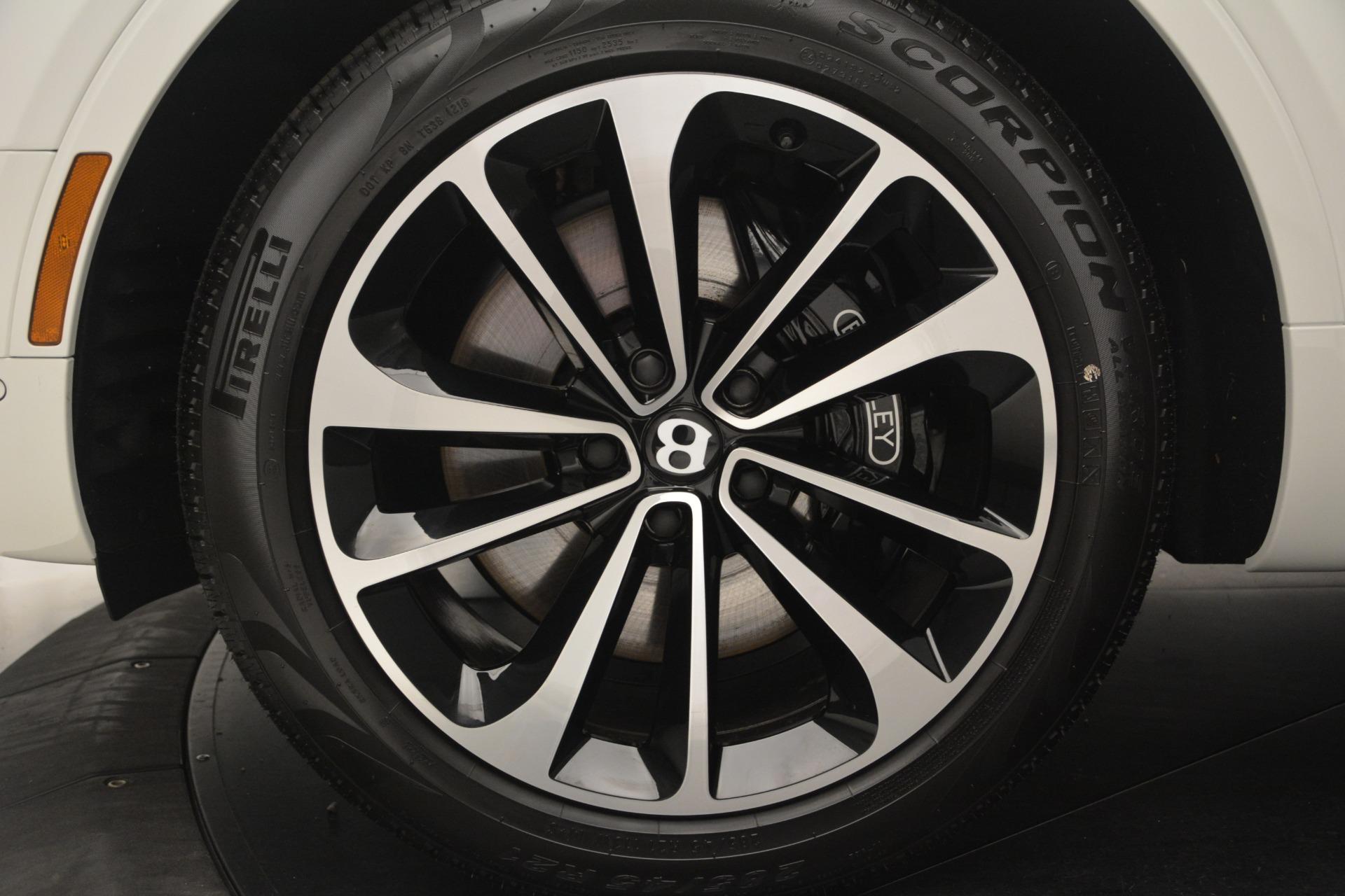 Used 2019 Bentley Bentayga V8 For Sale In Westport, CT 2162_p13