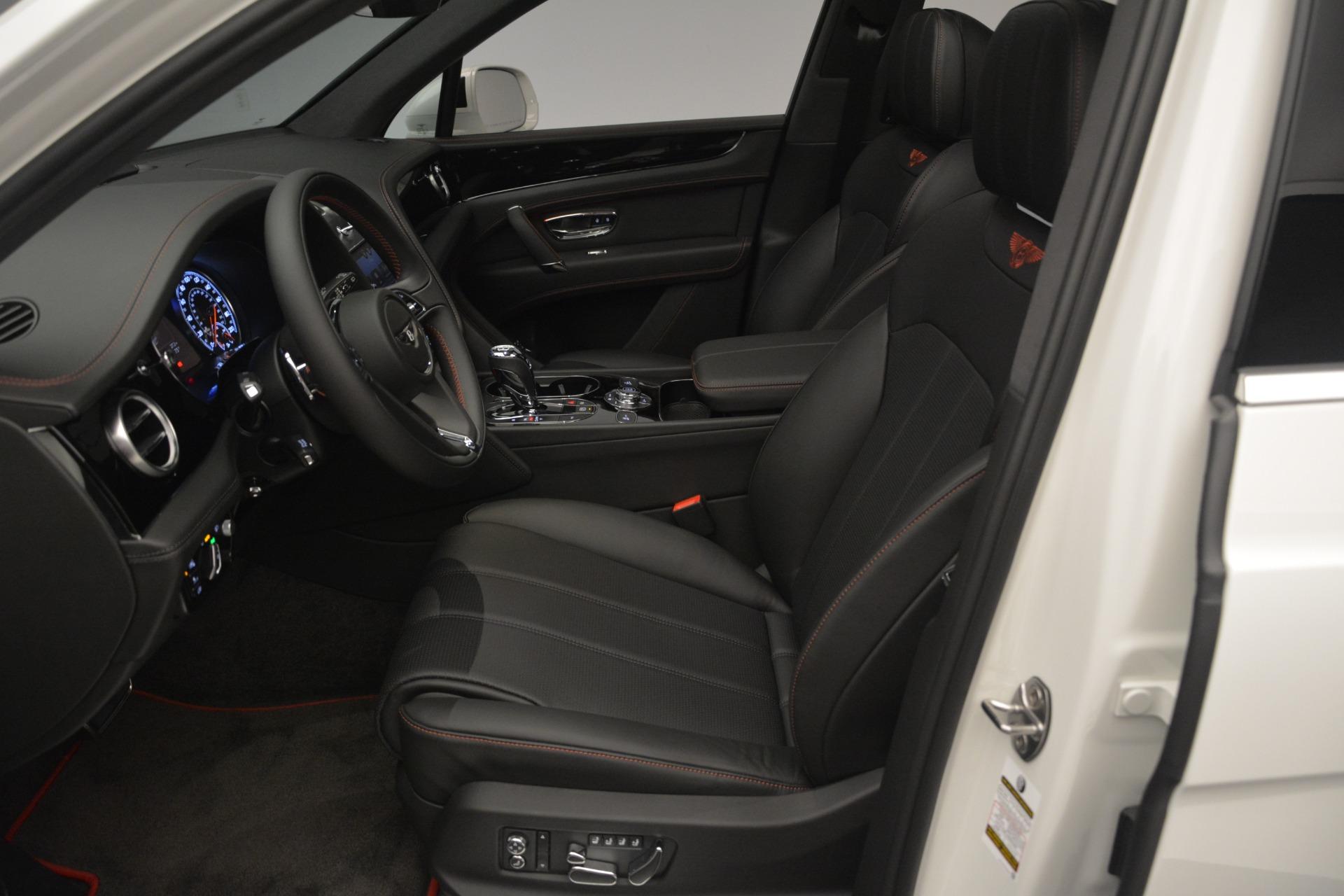 Used 2019 Bentley Bentayga V8 For Sale In Westport, CT 2162_p19