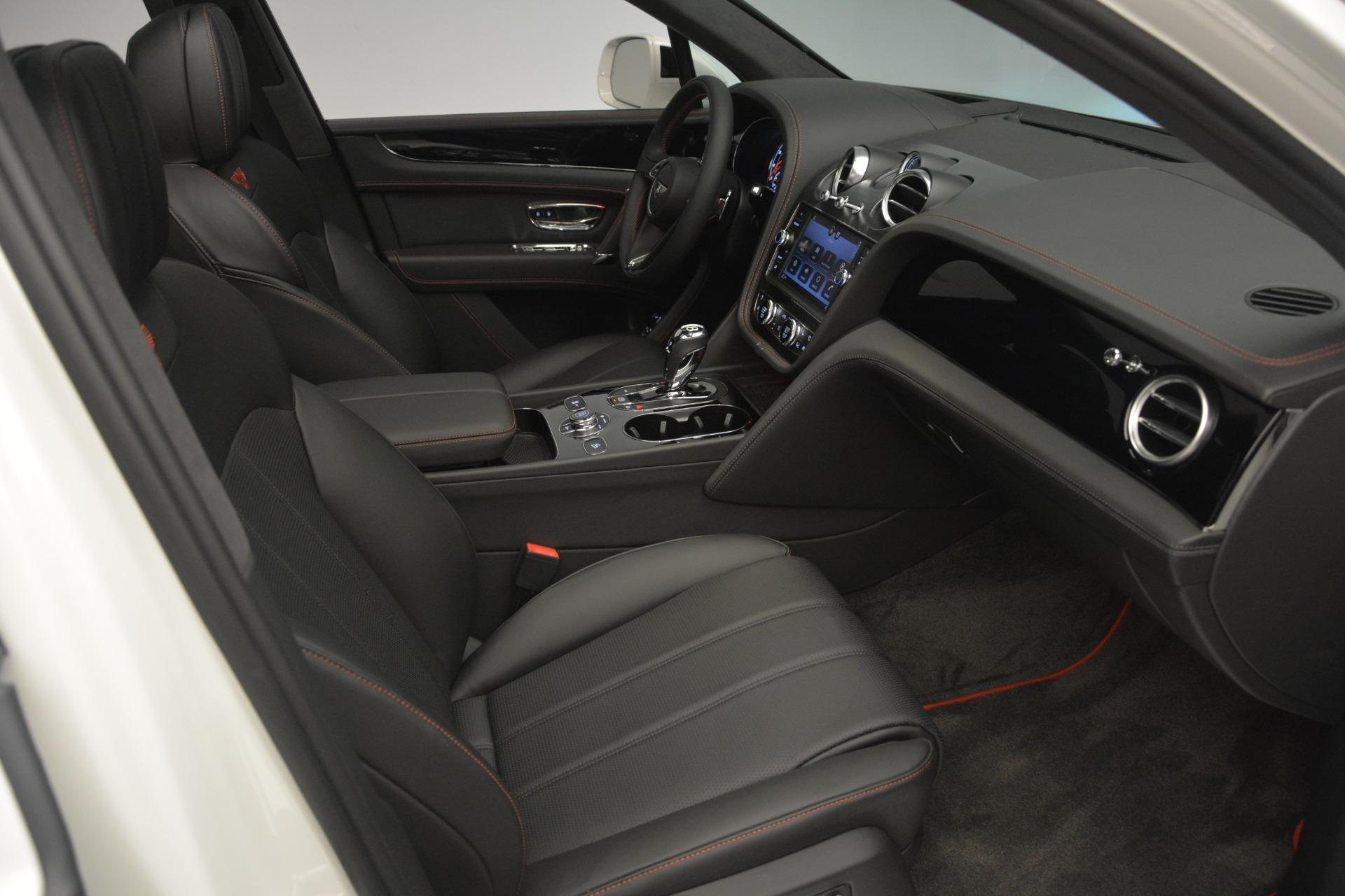 Used 2019 Bentley Bentayga V8 For Sale In Westport, CT 2162_p23
