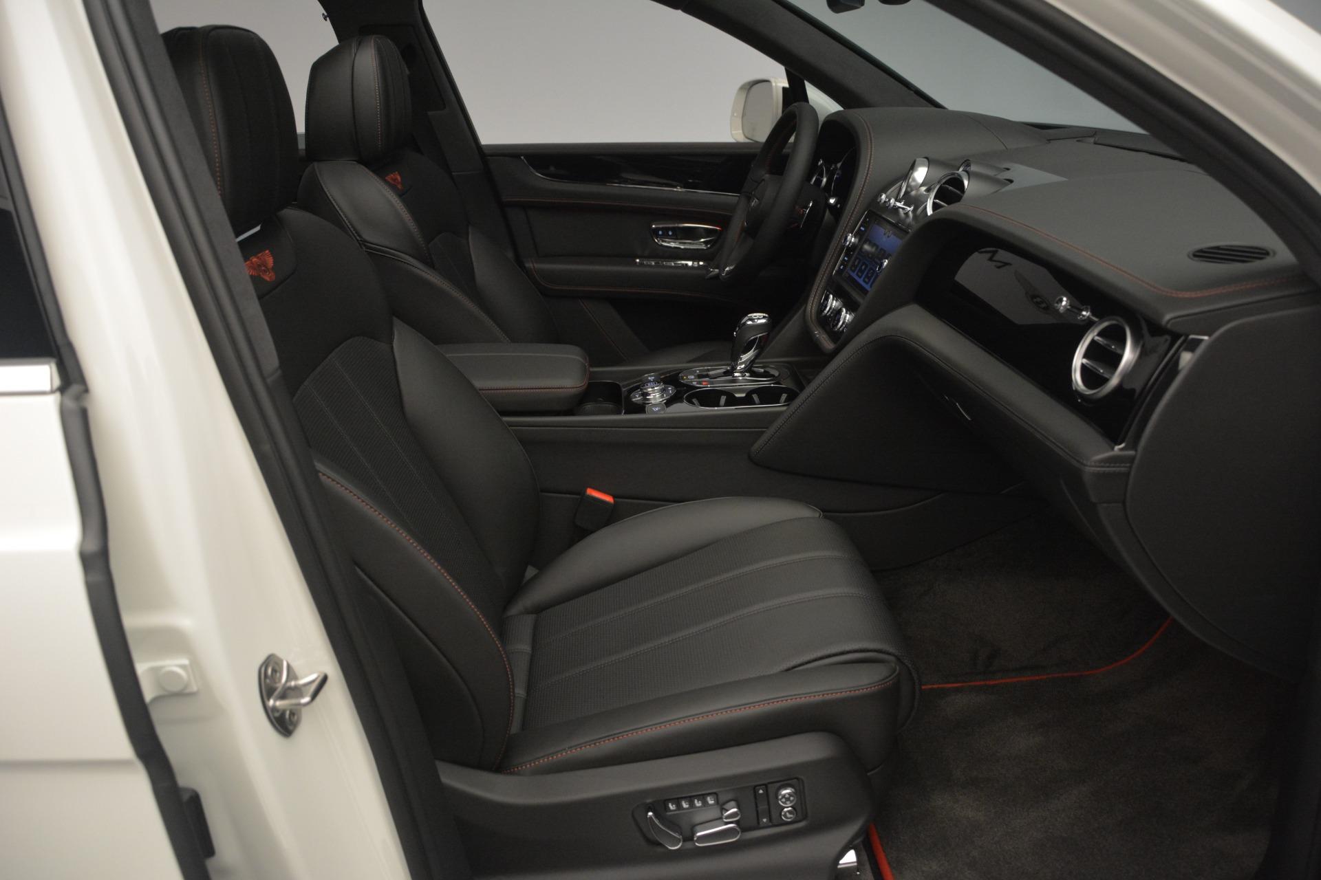 Used 2019 Bentley Bentayga V8 For Sale In Westport, CT 2162_p24