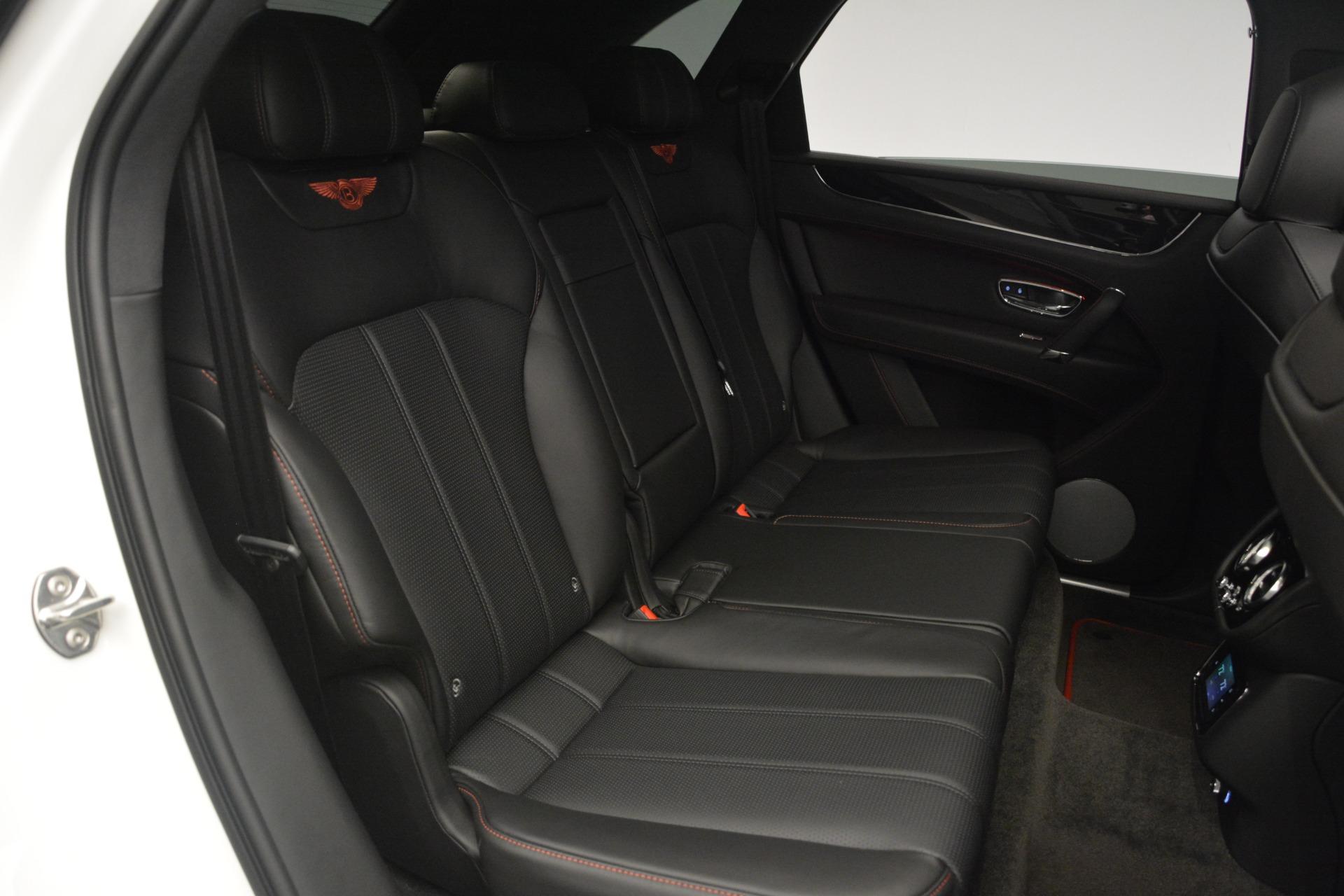 Used 2019 Bentley Bentayga V8 For Sale In Westport, CT 2162_p26