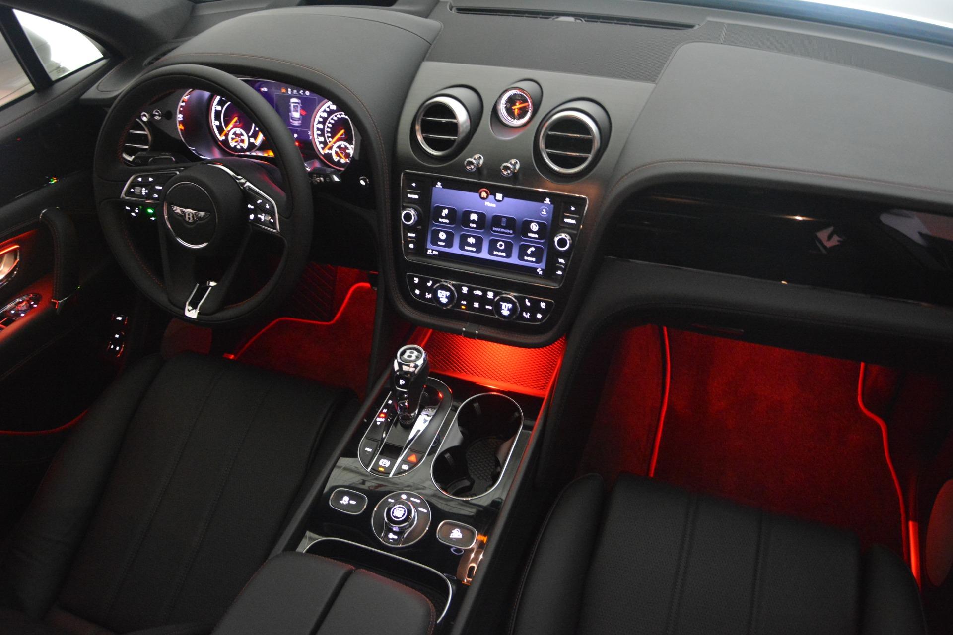Used 2019 Bentley Bentayga V8 For Sale In Westport, CT 2162_p29
