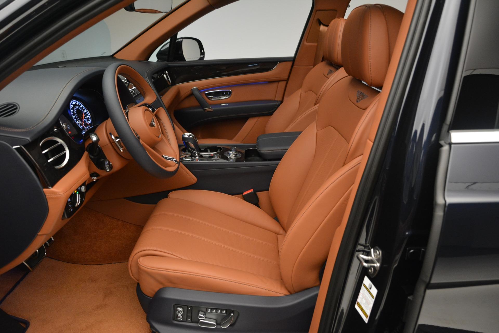 New 2019 Bentley Bentayga V8 For Sale In Westport, CT 2163_p18