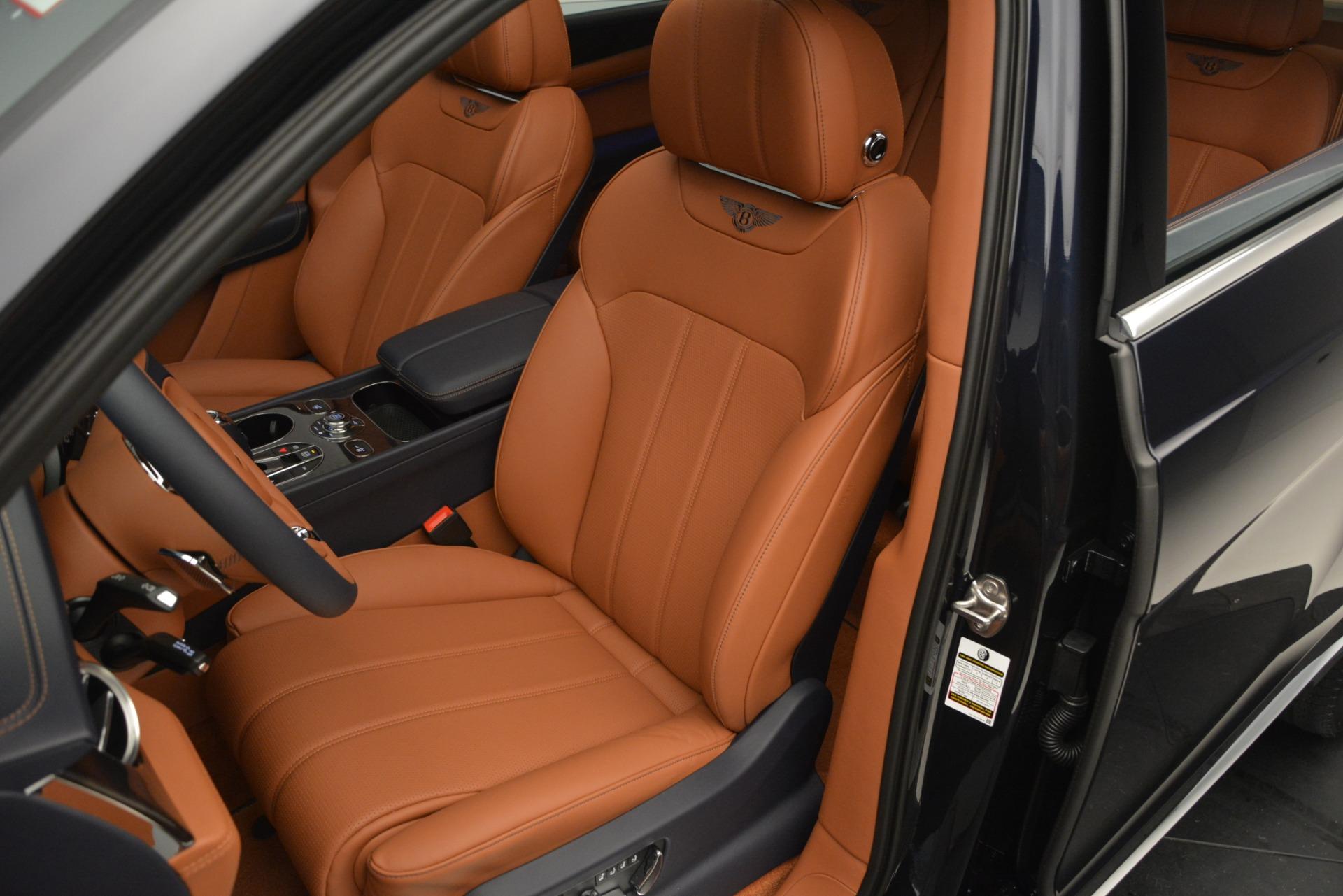 New 2019 Bentley Bentayga V8 For Sale In Westport, CT 2163_p19