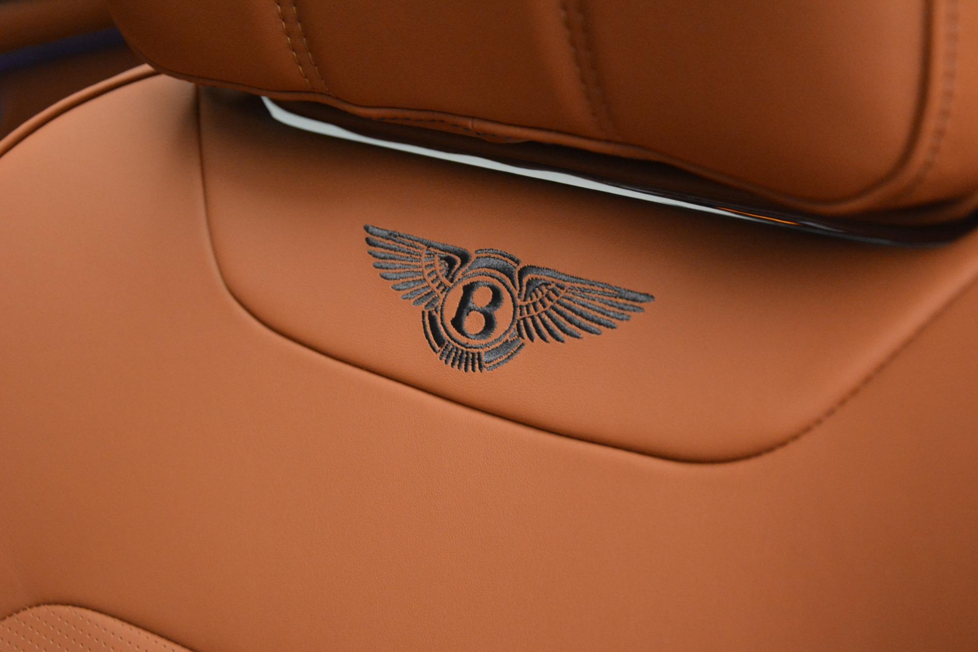 New 2019 Bentley Bentayga V8 For Sale In Westport, CT 2163_p20