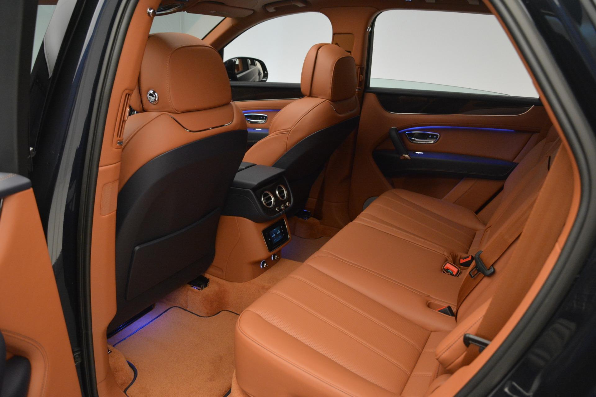 New 2019 Bentley Bentayga V8 For Sale In Westport, CT 2163_p21