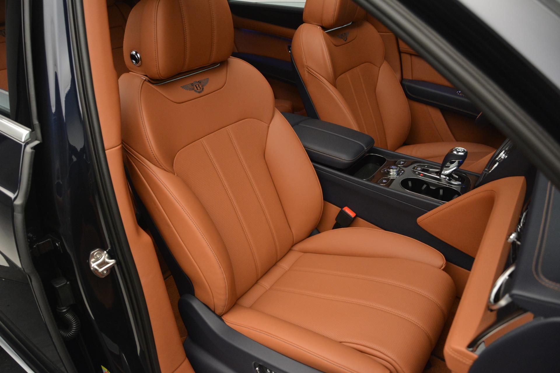 New 2019 Bentley Bentayga V8 For Sale In Westport, CT 2163_p25